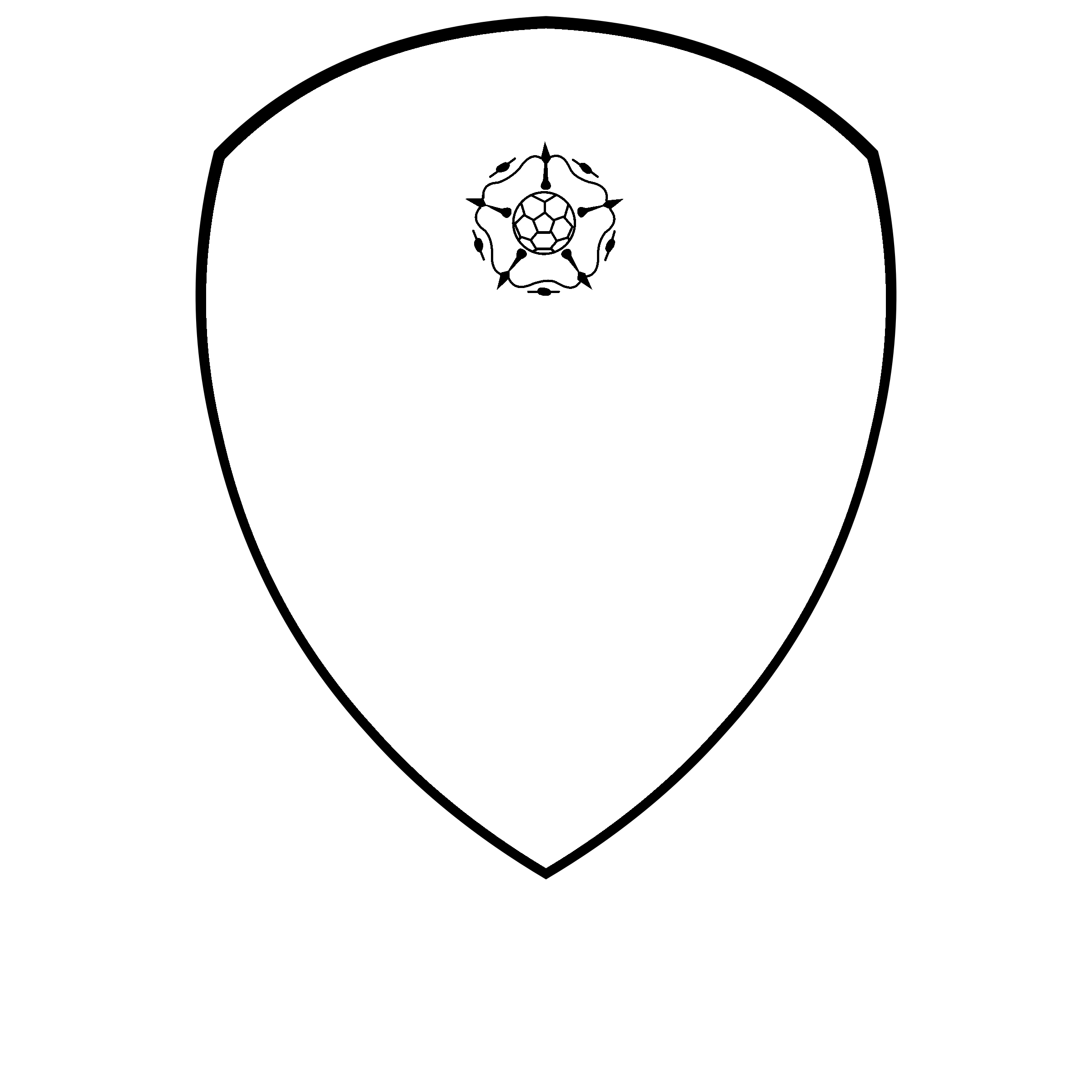Leeds United Afc Logo Png Transparent Svg Vector Freebie Supply