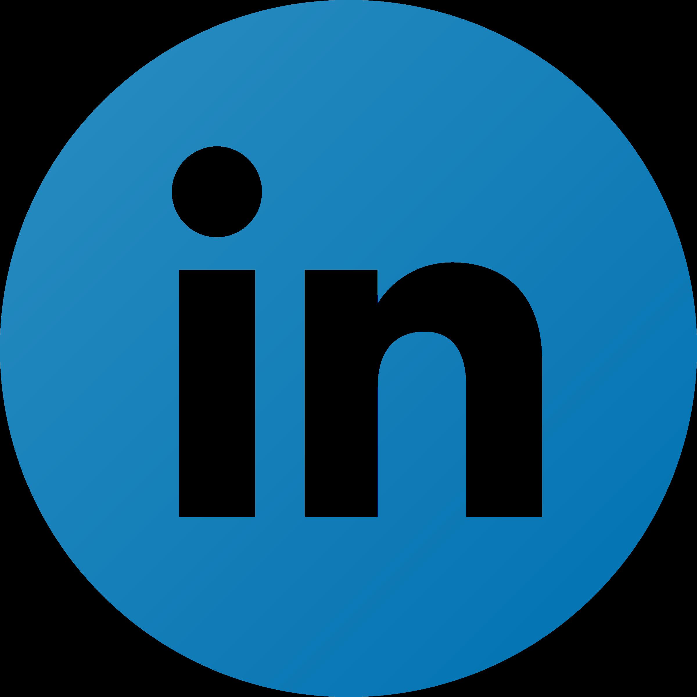Hasil gambar untuk logo linkedin