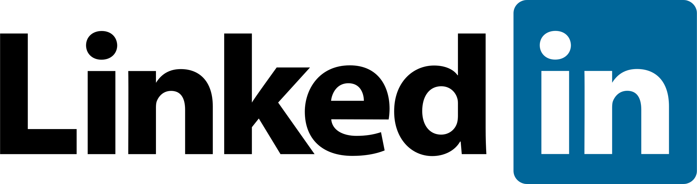 LinkedIn Logo PNG Transparent & SVG Vector - Freebie Supply