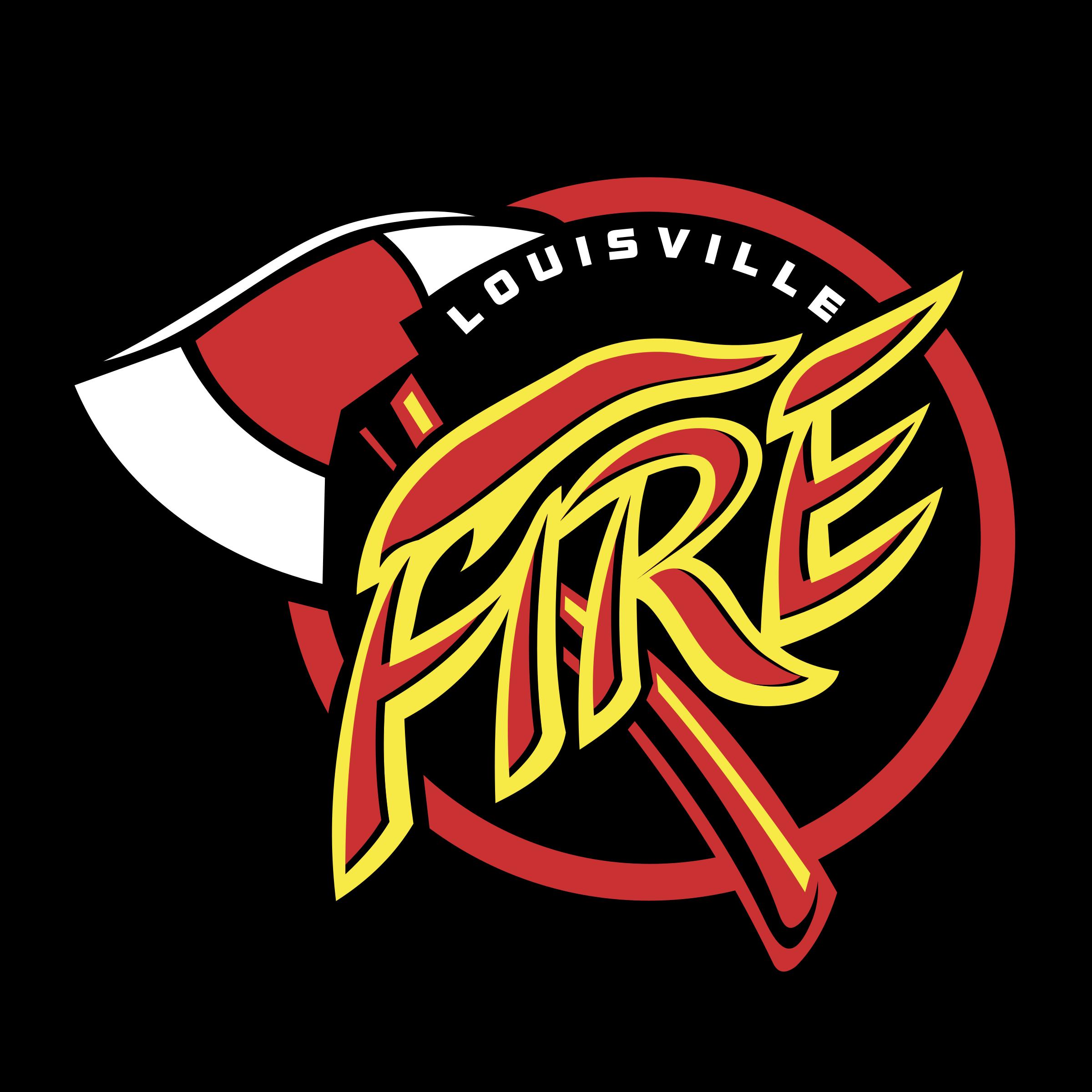 Louisville Fire Logo PNG Transparent & SVG Vector ...