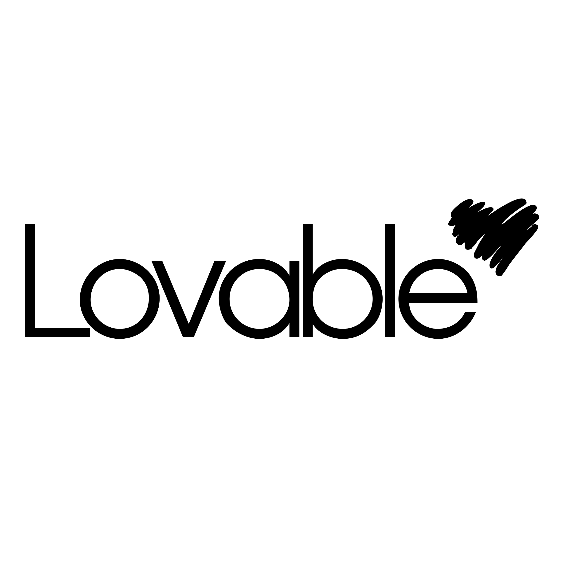 bf515875361d Lovable Logo PNG Transparent & SVG Vector - Freebie Supply