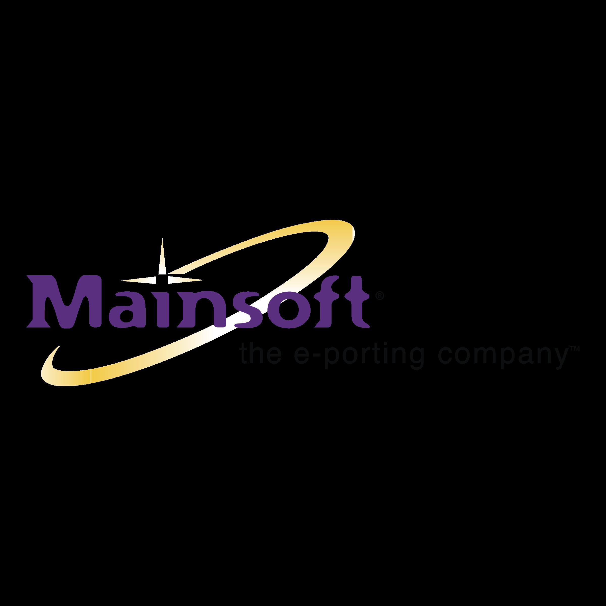 99f3ef8e661 Mainsoft Logo PNG Transparent   SVG Vector - Freebie Supply