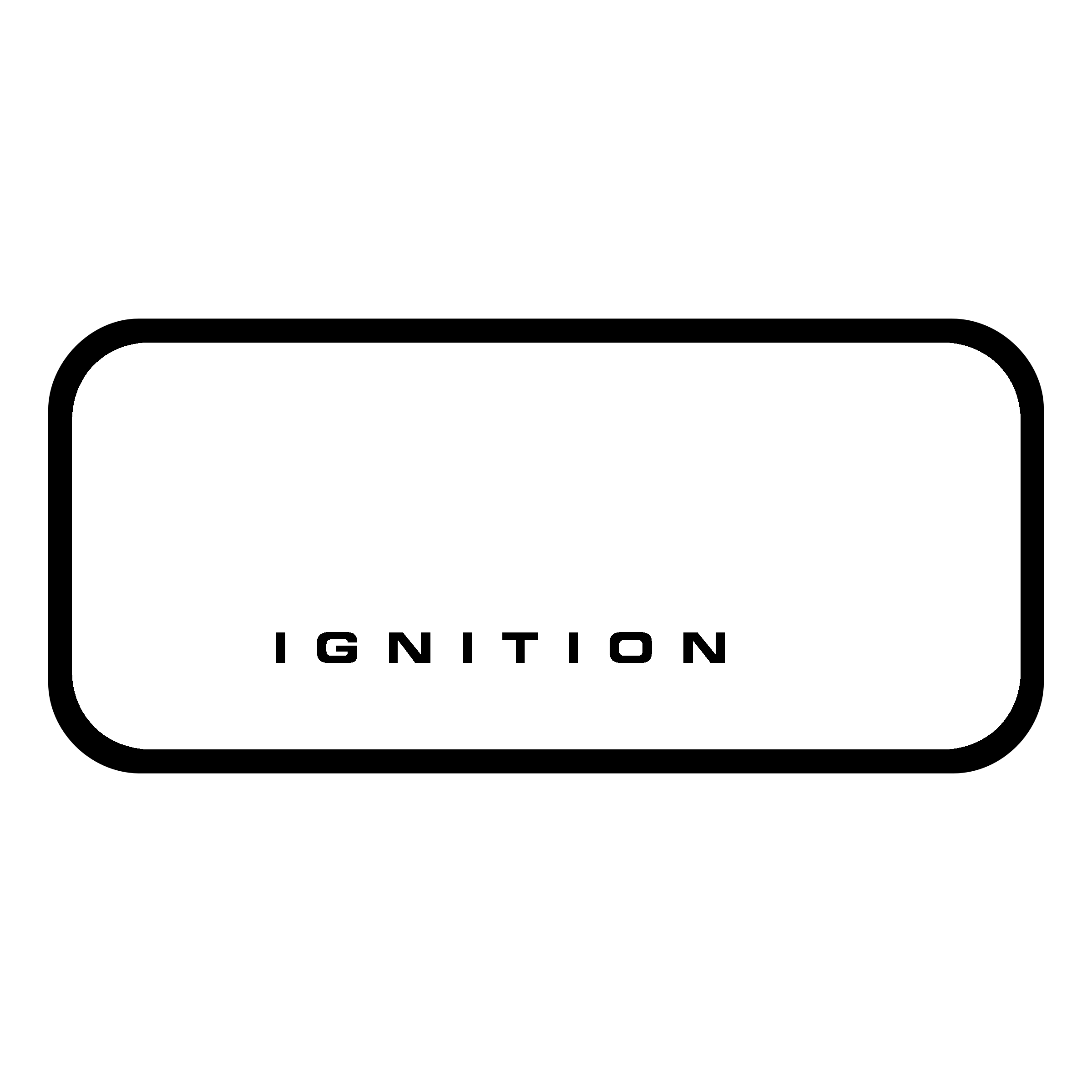 Mallory Ignition Logo Transparent Svg Vector Freebie Supply Black And White