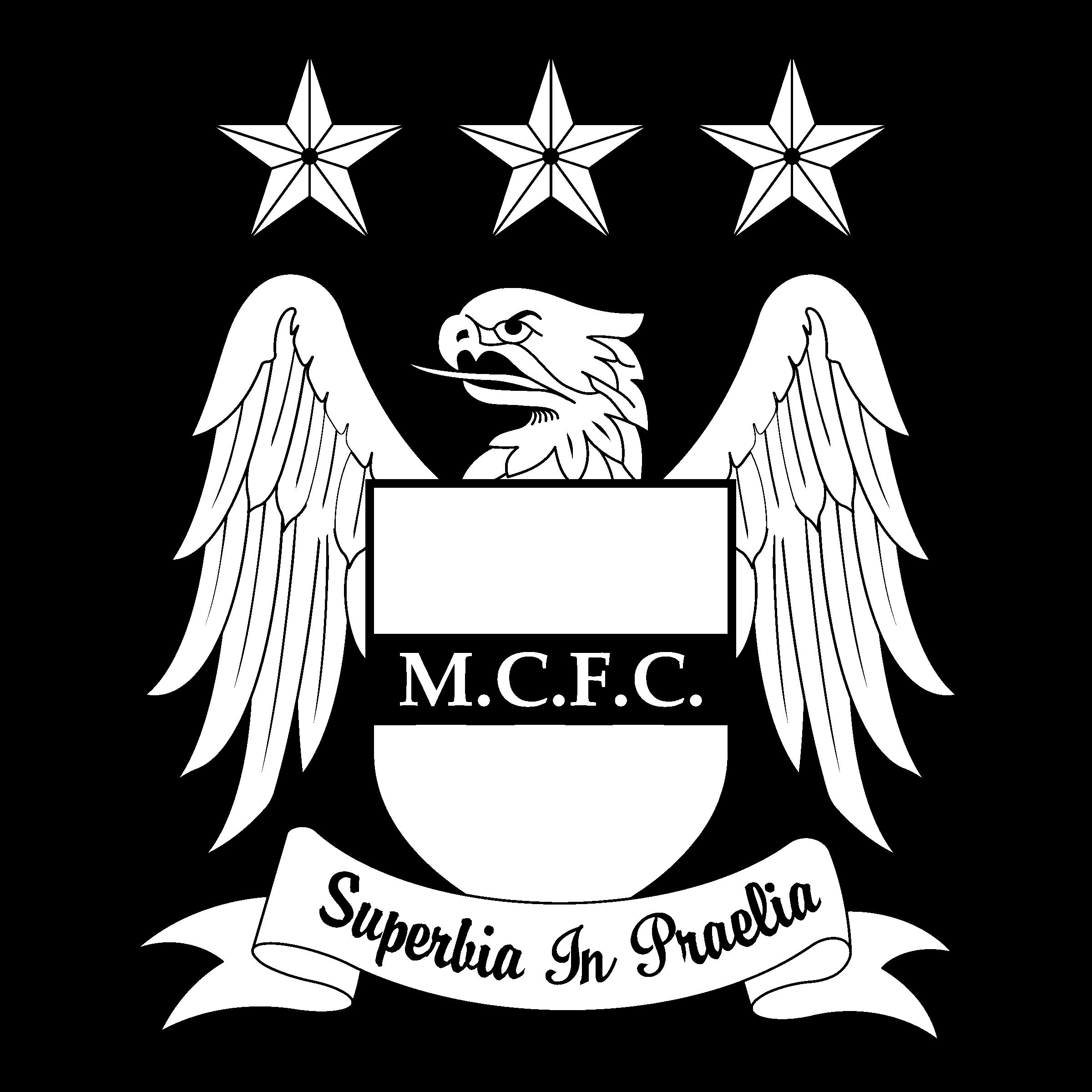 Manchester City FC Logo PNG Transparent & SVG Vector ...