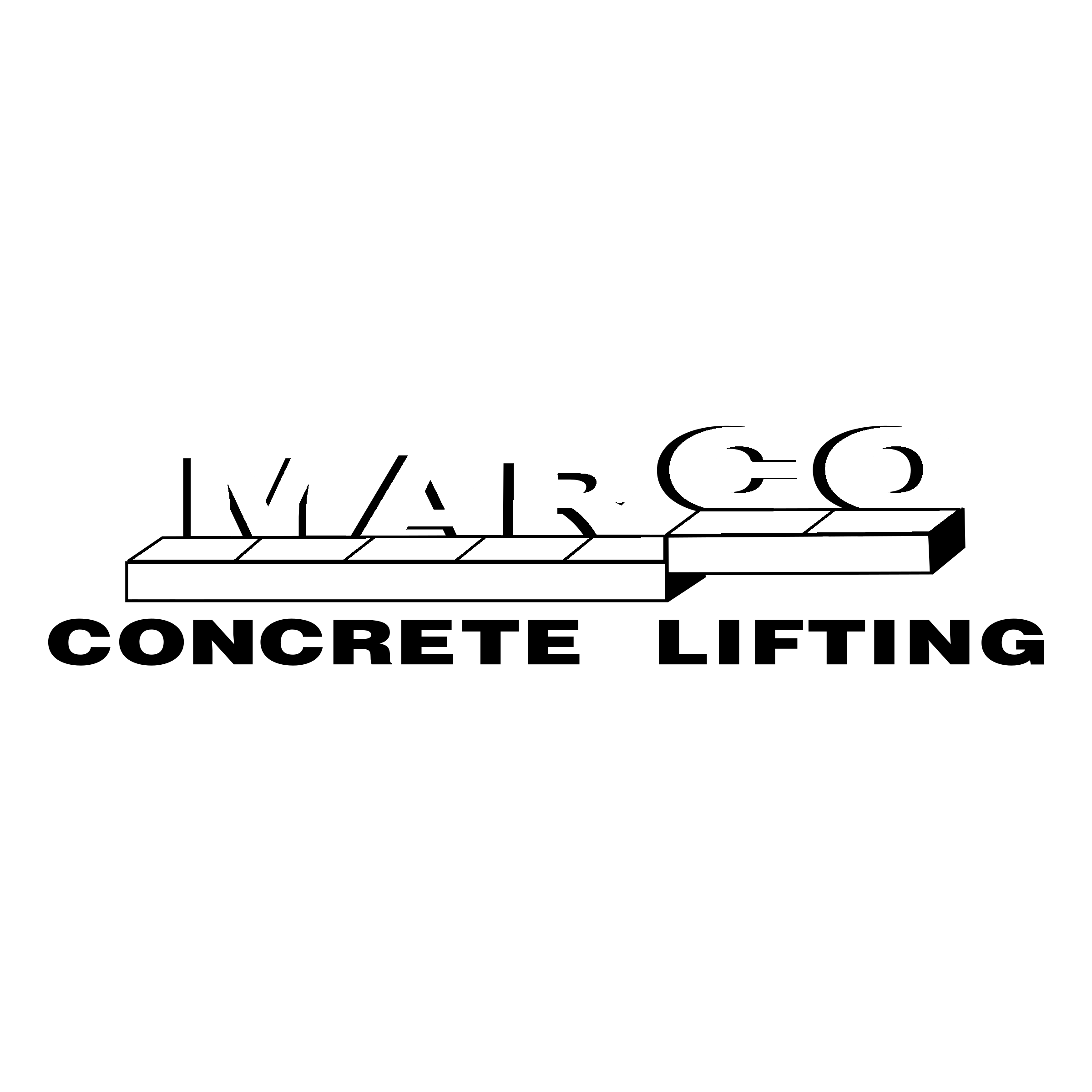 Marco Concrete Logo PNG Transparent & SVG Vector - Freebie Supply