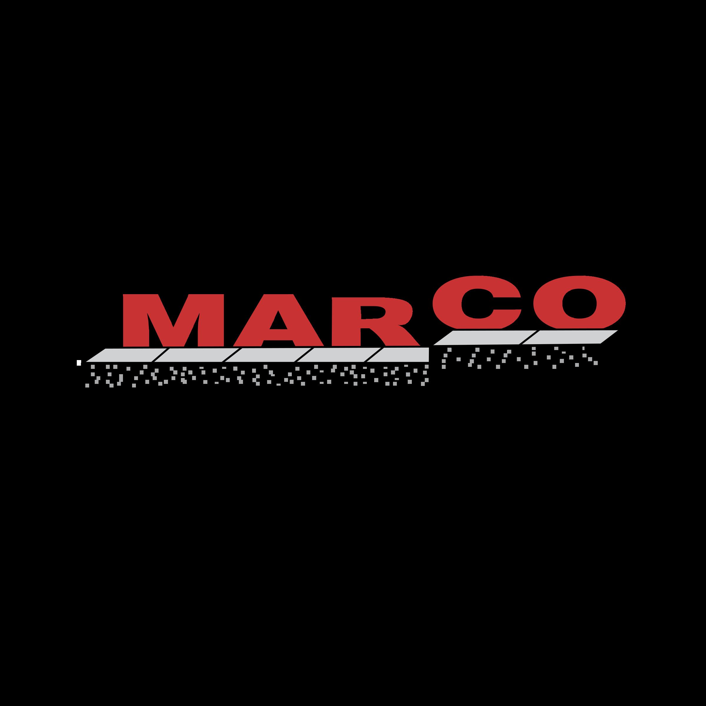 Marco Concrete Logo PNG Transparent & SVG Vector - Freebie Supply