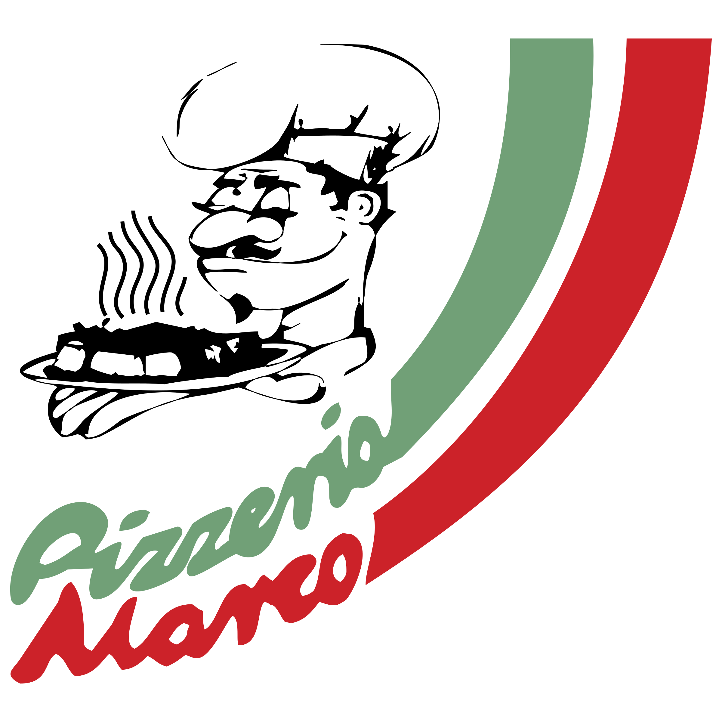 Marco Pizzeria Logo PNG Transparent & SVG Vector - Freebie Supply