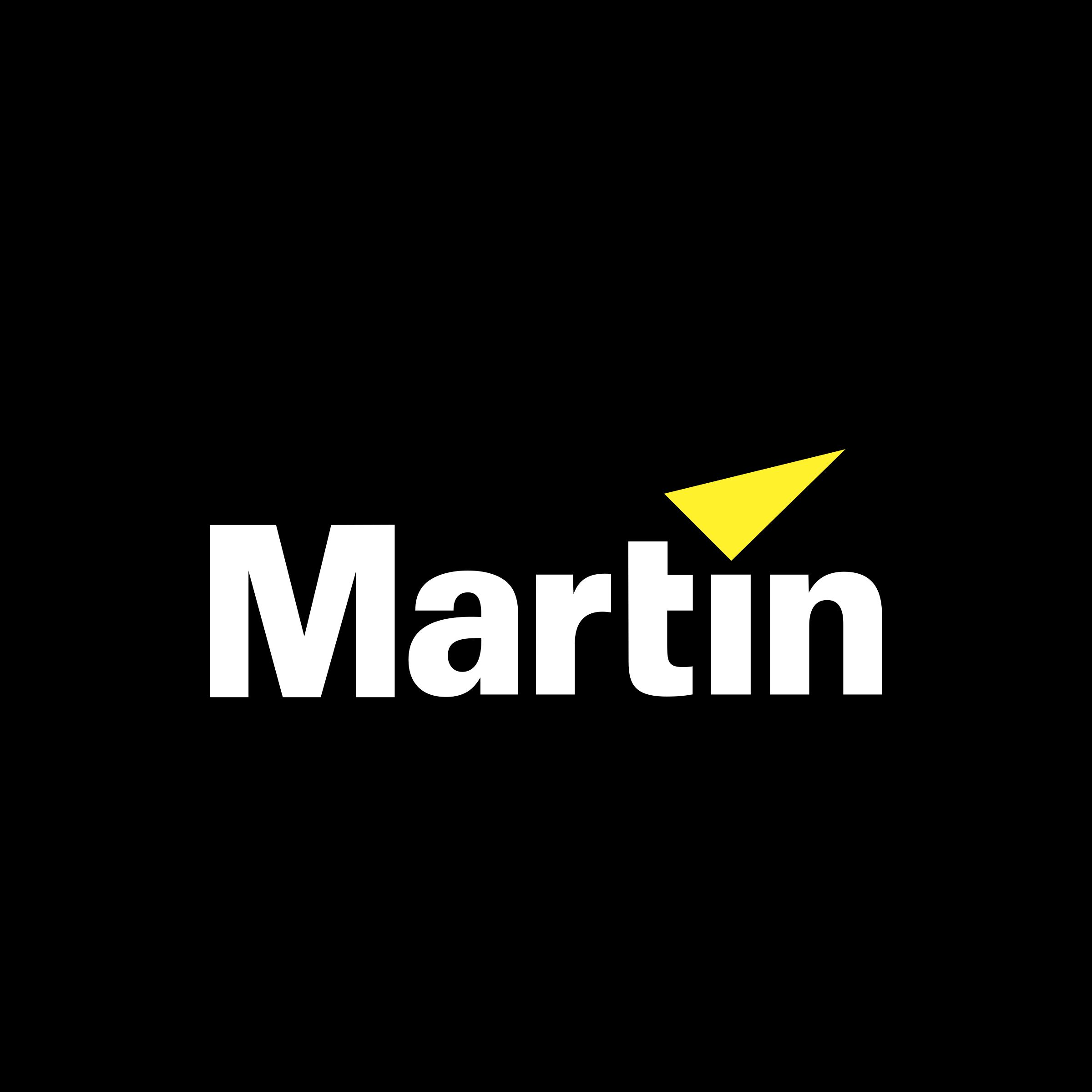 b5a0cb68de2 Martin Logo PNG Transparent   SVG Vector - Freebie Supply