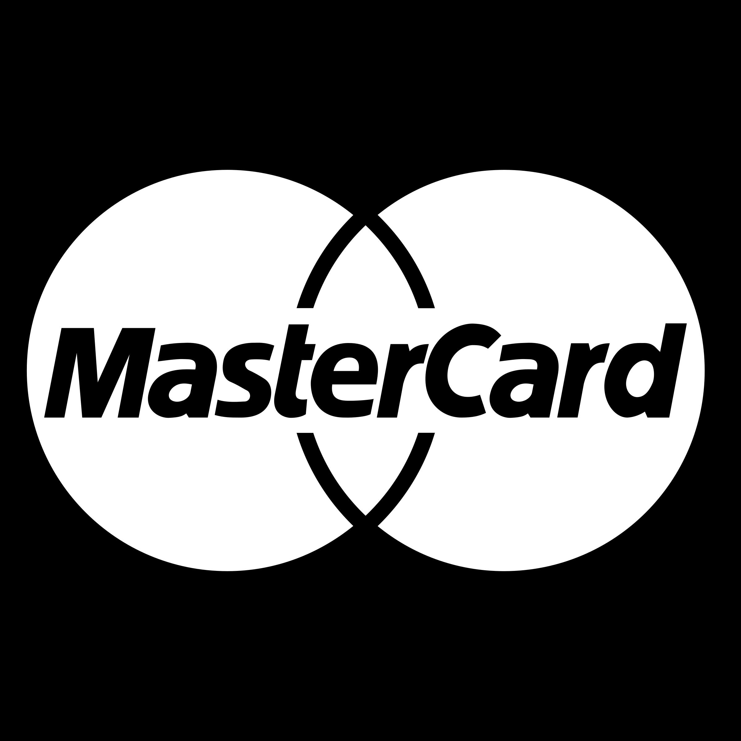 MasterCard Logo PNG Transparent & SVG Vector - Freebie Supply