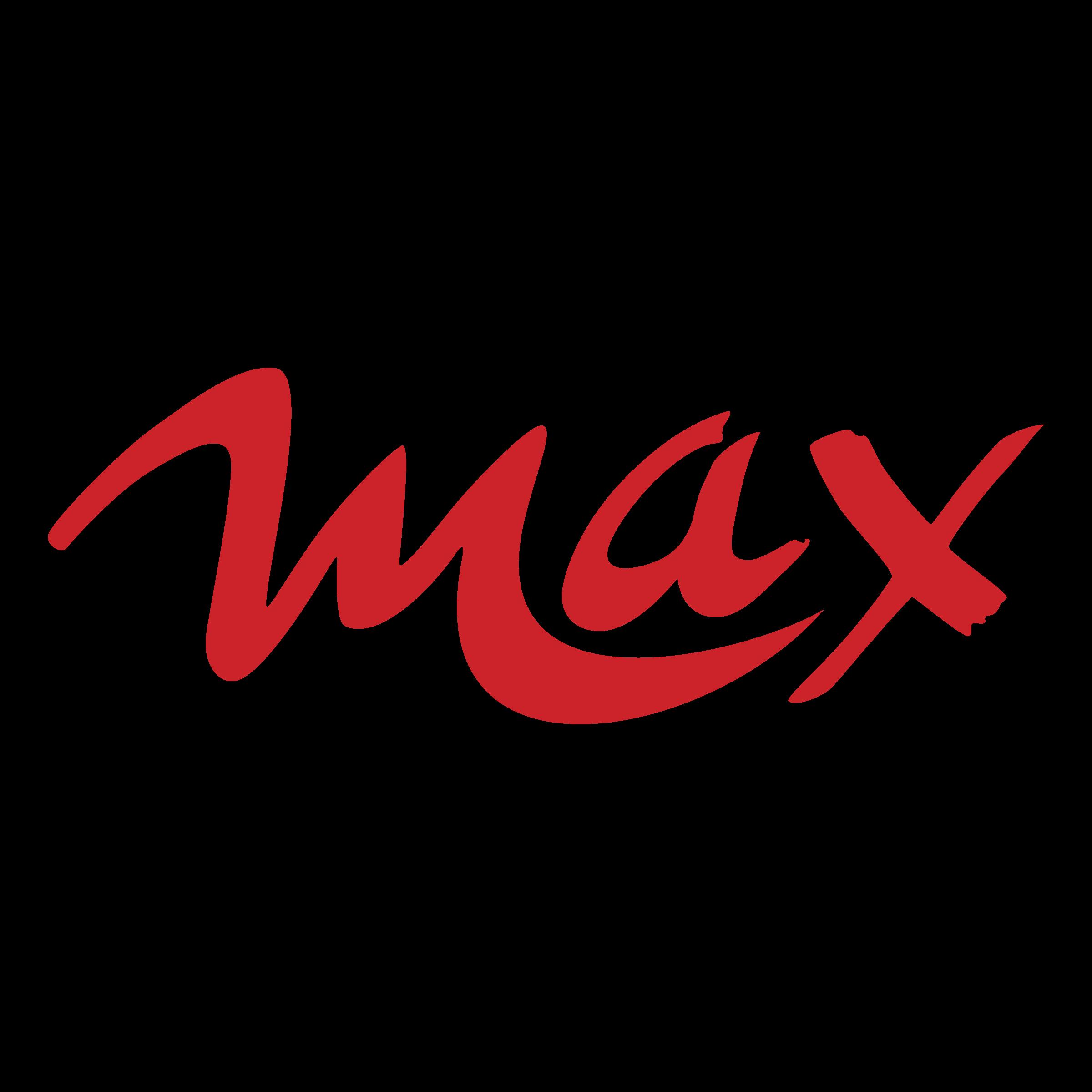 Max Logo Png Transparent Svg Vector Freebie Supply