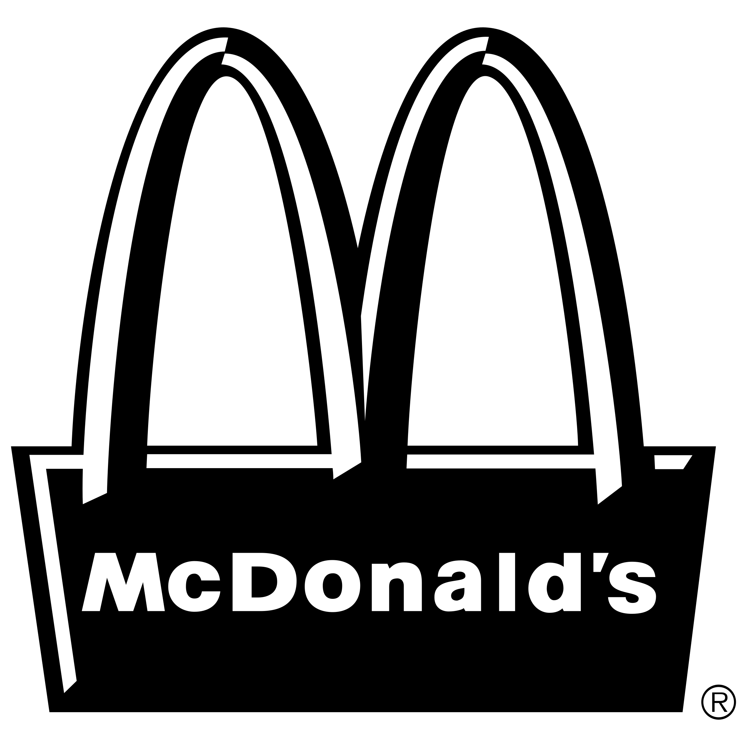 McDonald's Logo PNG Transparent & SVG Vector - Freebie Supply