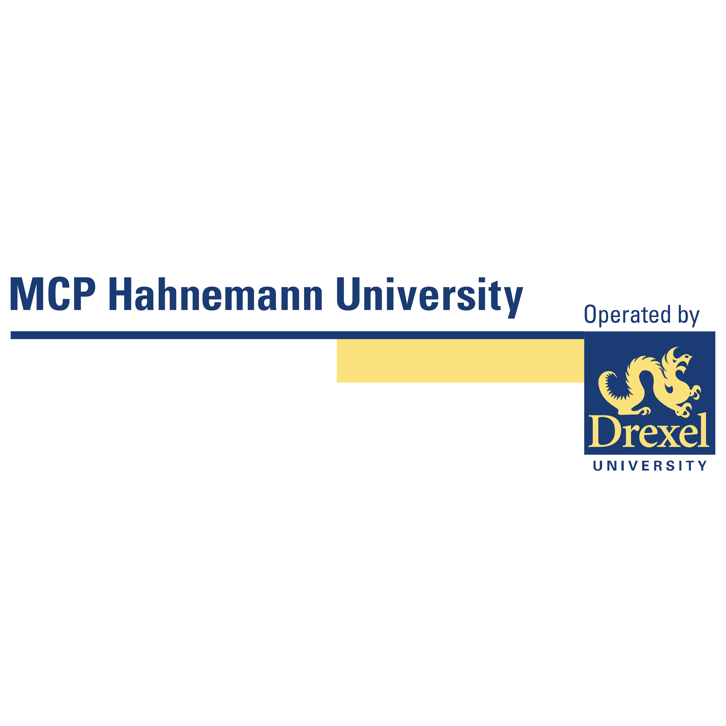 MCP Hahnemann University logo