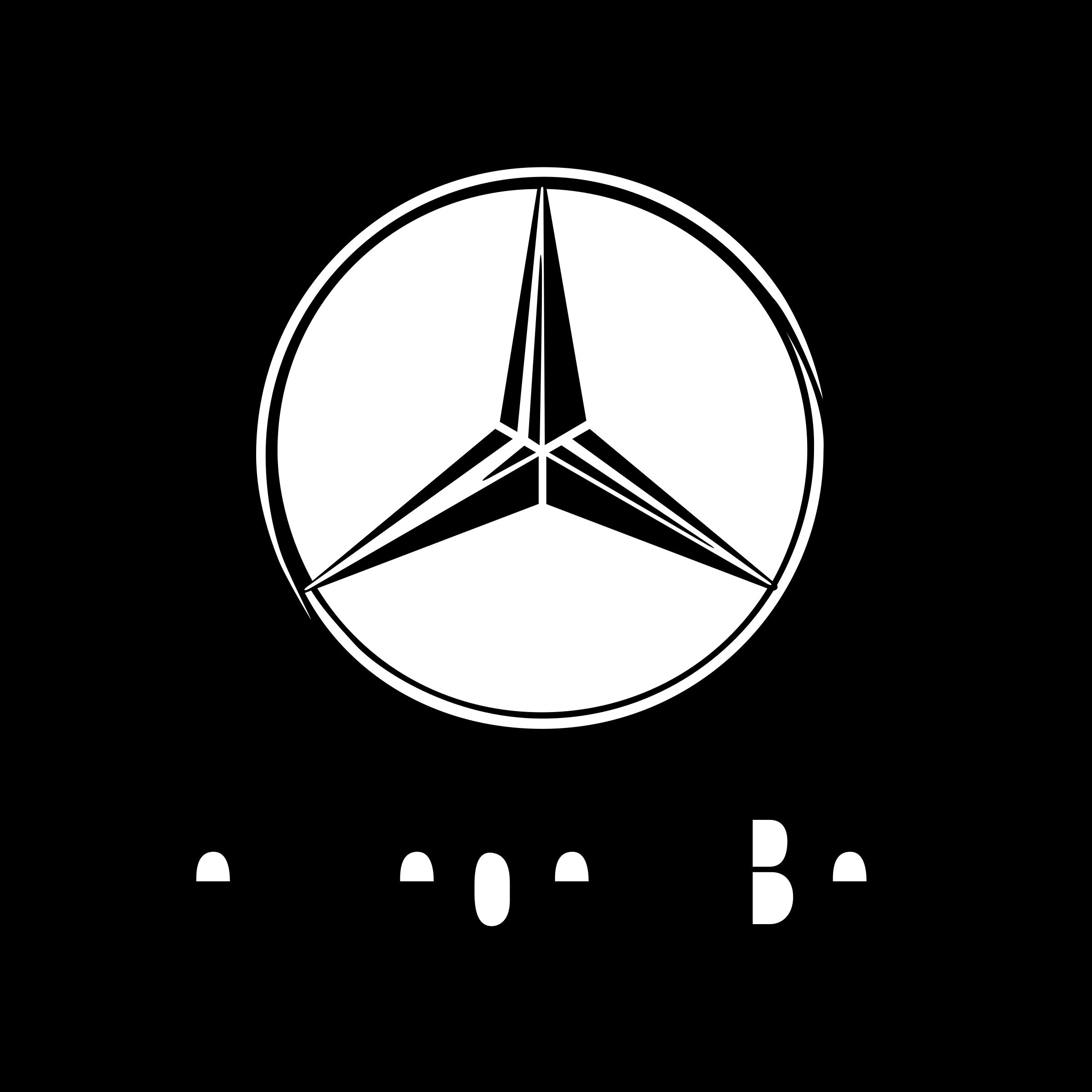 Mercedes benz logo png transparent svg vector freebie for Mercedes benz logo vector
