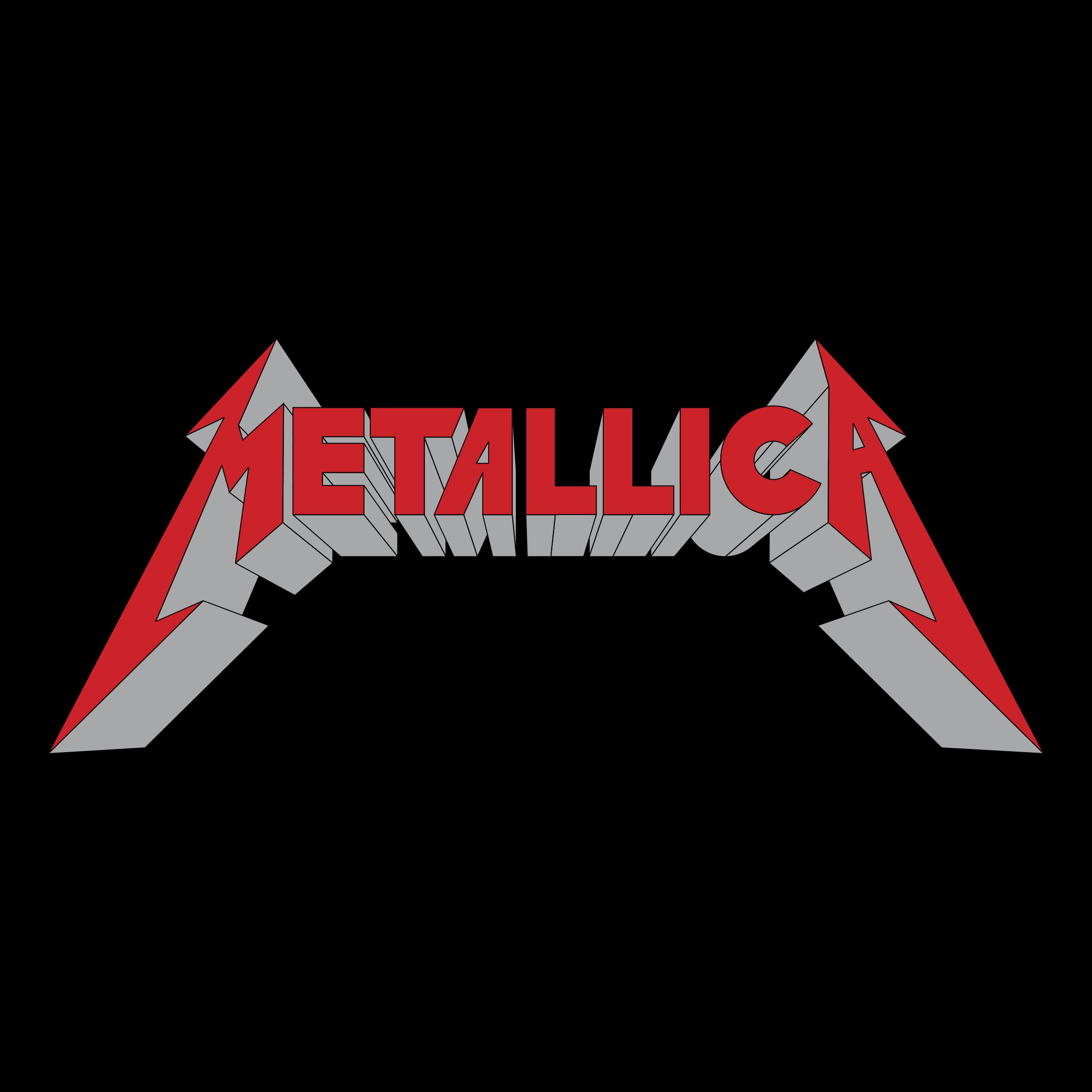 Metallica Logo PNG Transparent & SVG Vector - Freebie Supply