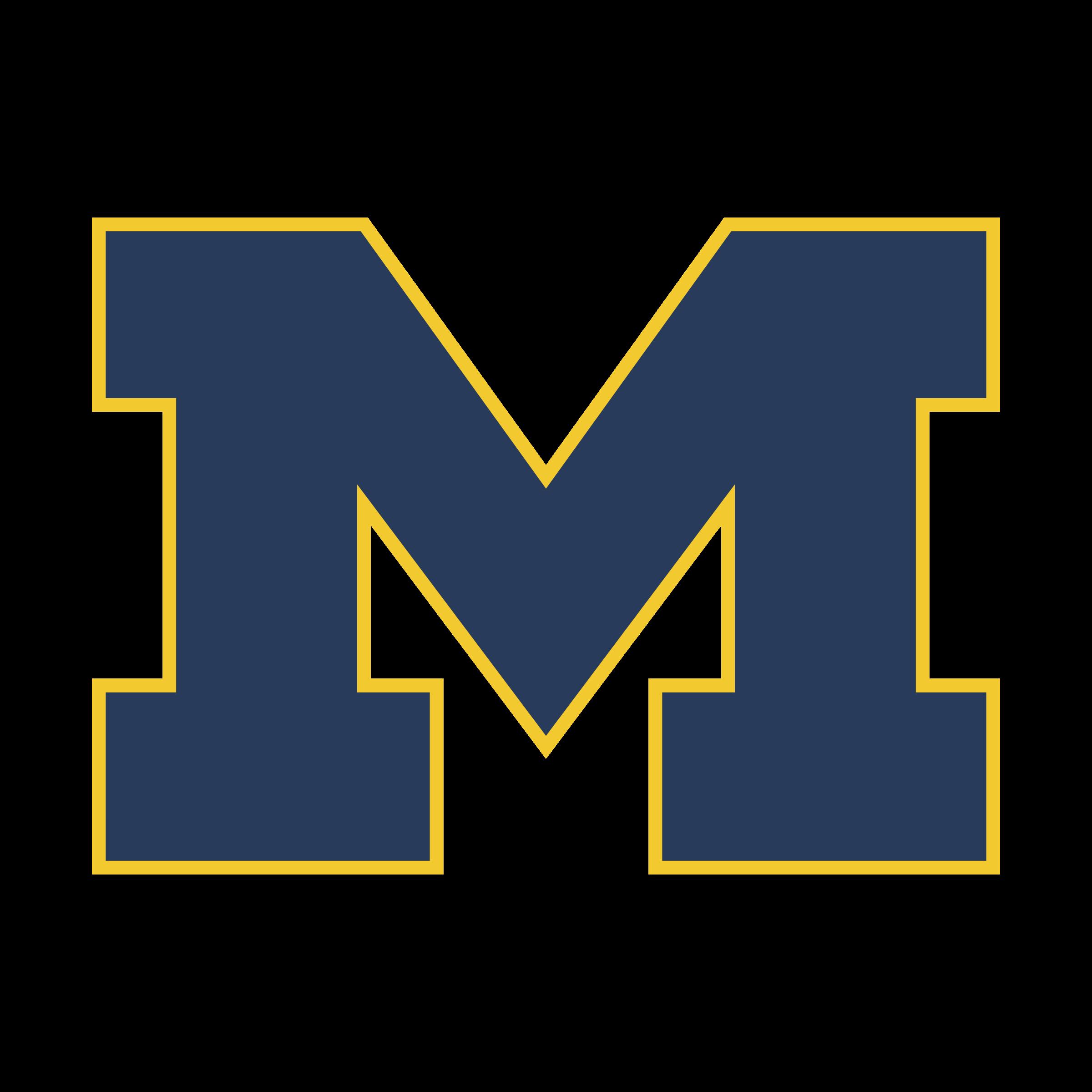 Michigan Wolverines Logo PNG Transparent & SVG Vector - Freebie Supply