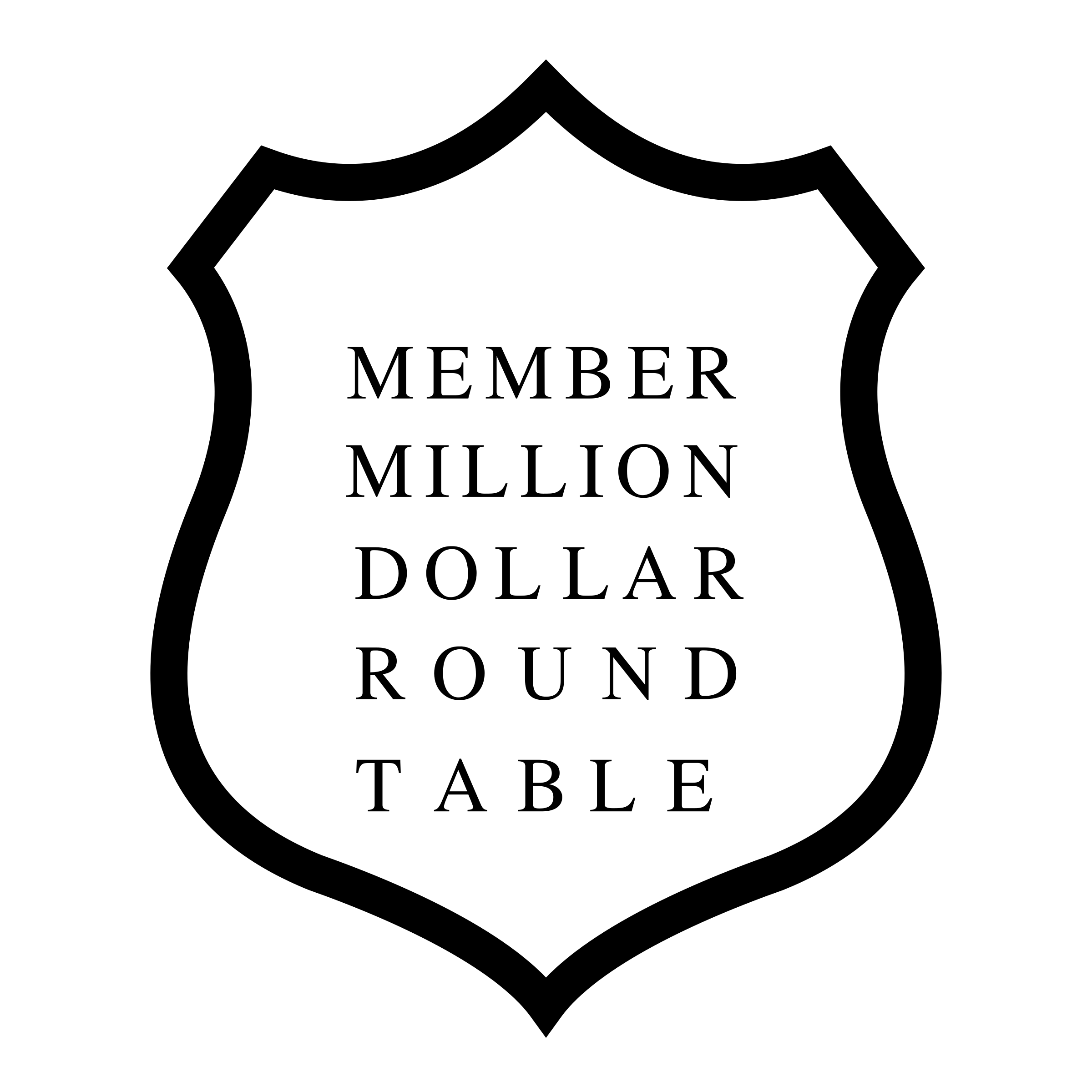 Million Dollar Round Table Logo Png, What Is The Million Dollar Round Table