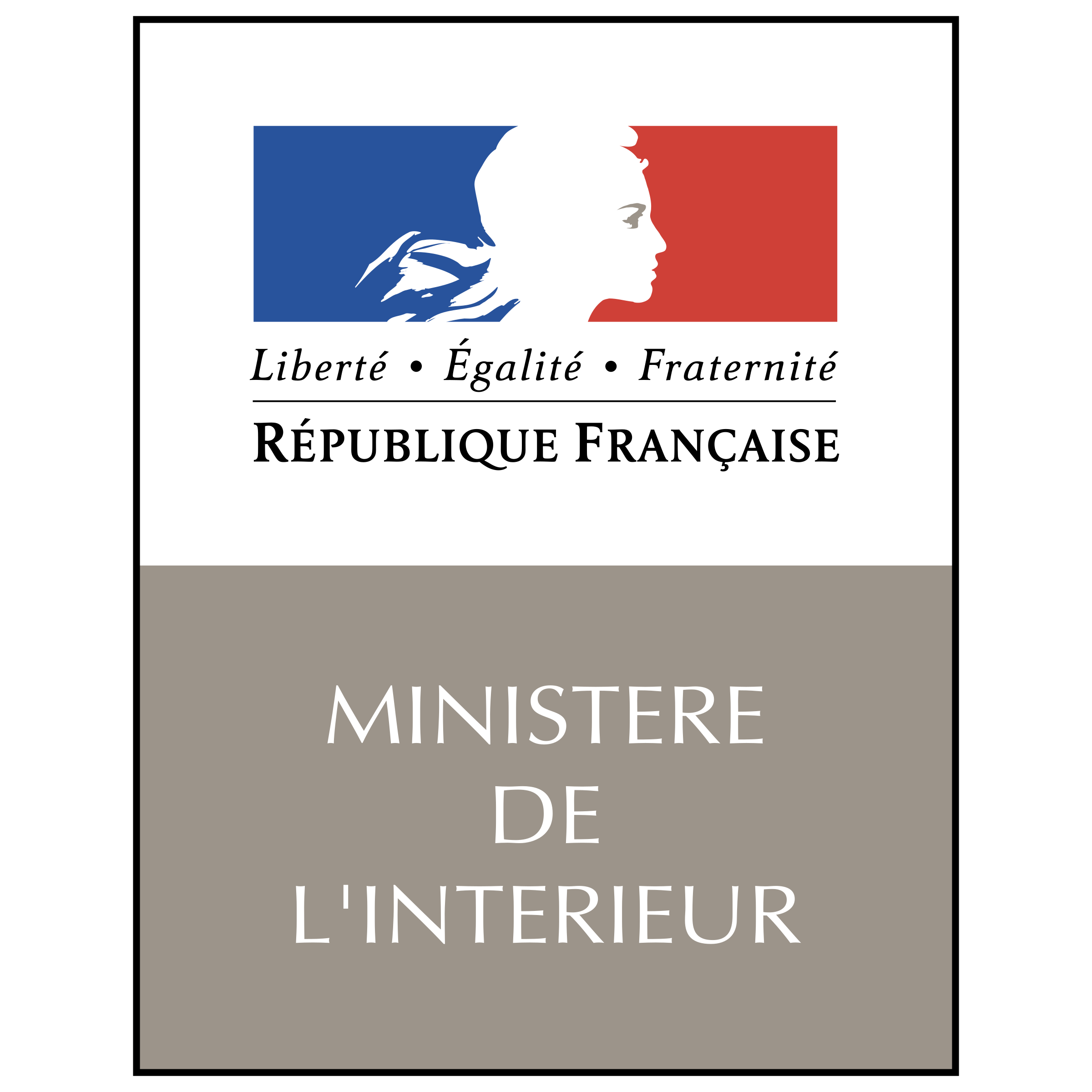 Ministere De Interieur Logo PNG Transparent & SVG Vector - Freebie ...