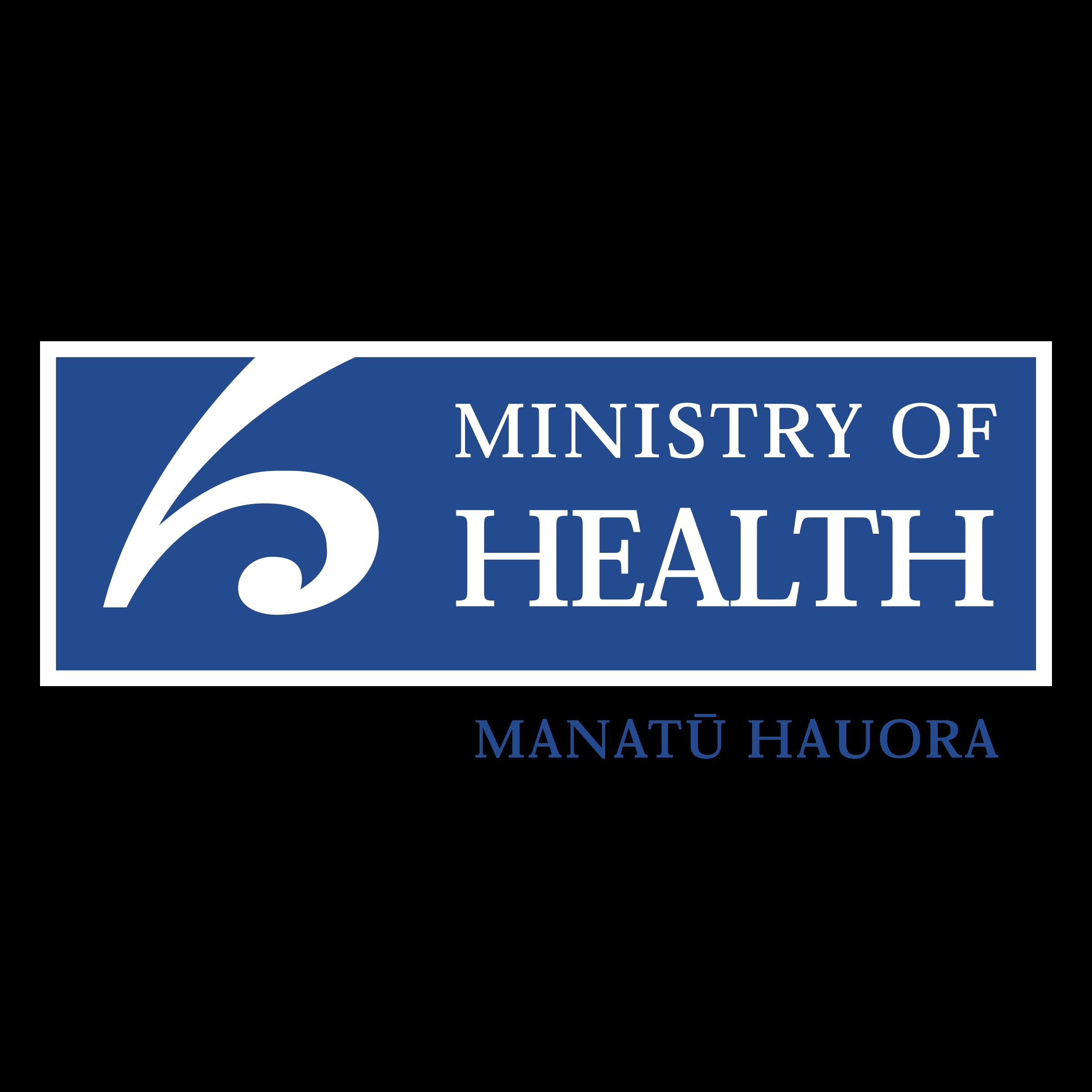 Ministry of Health Manatu Hauora Logo PNG Transparent ...