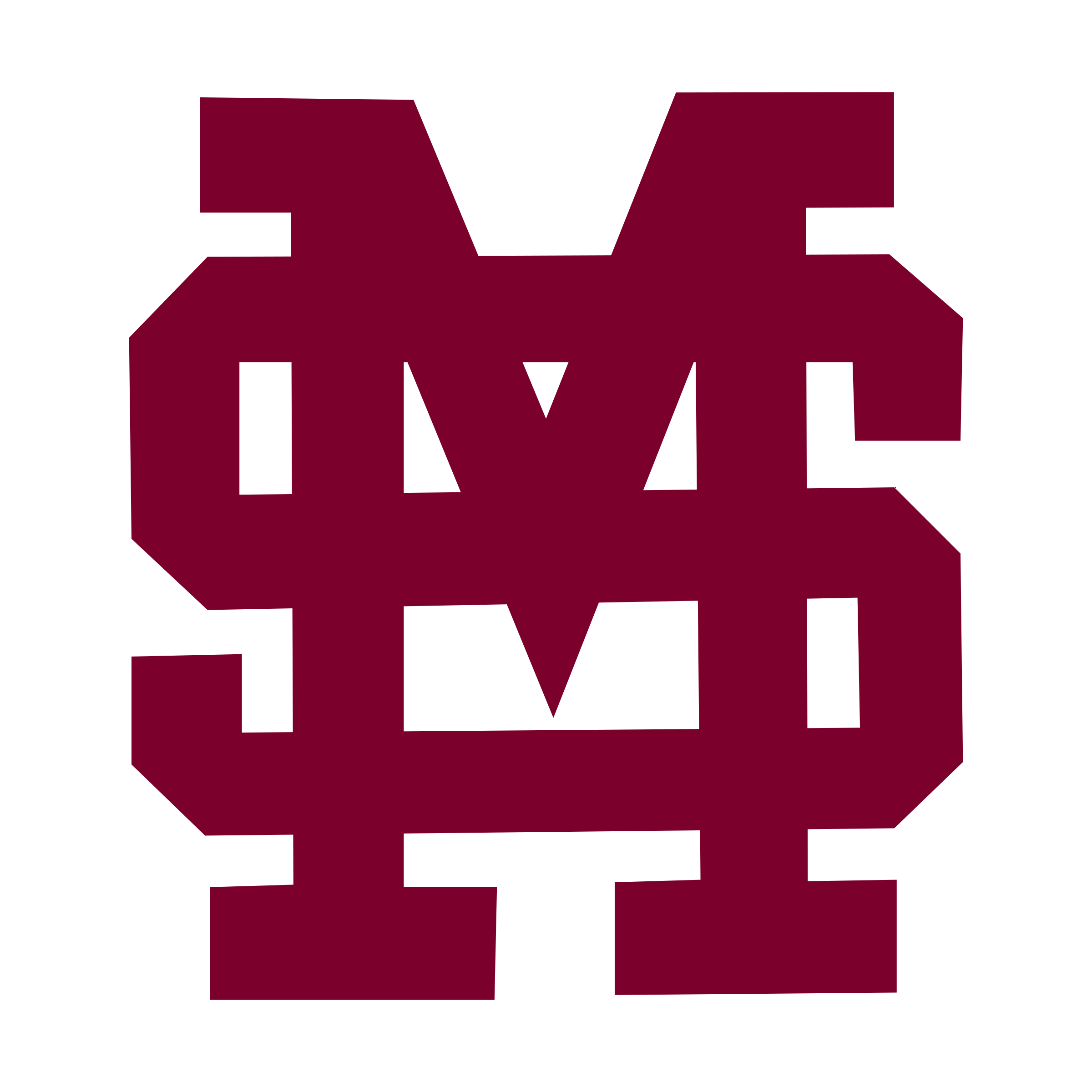 mississippi state bulldogs logo png transparent svg vector rh freebiesupply com mississippi state logo belt mississippi state logo images