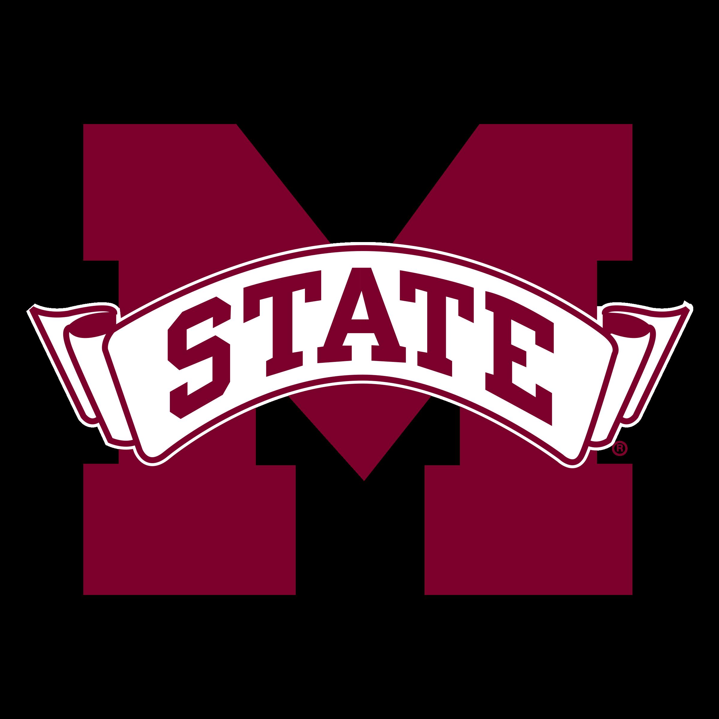 mississippi state bulldogs logo png transparent svg vector rh freebiesupply com mississippi state logo clip art mississippi state logo font