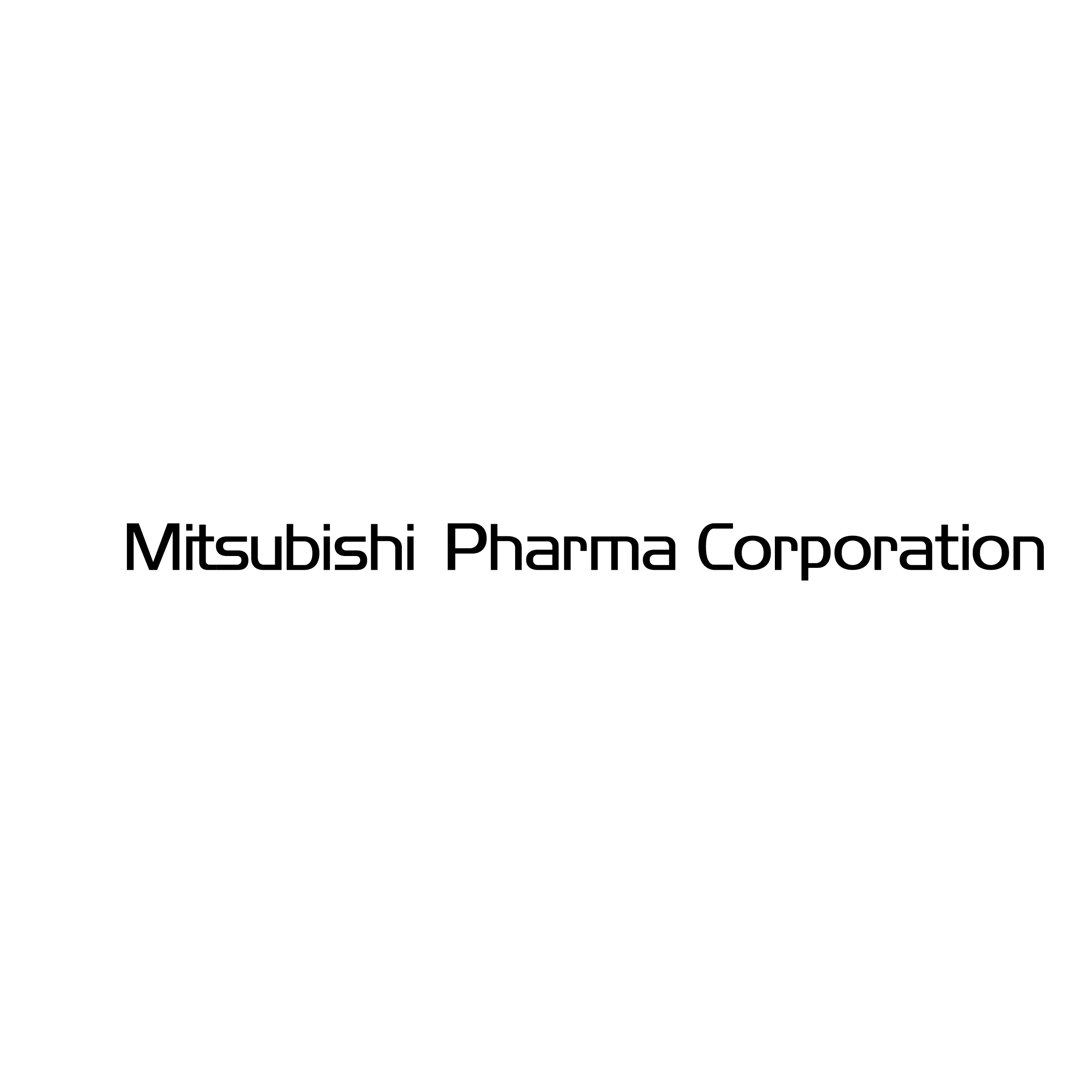 Mitsubishi Pharma Corporation Logo PNG Transparent & SVG Vector
