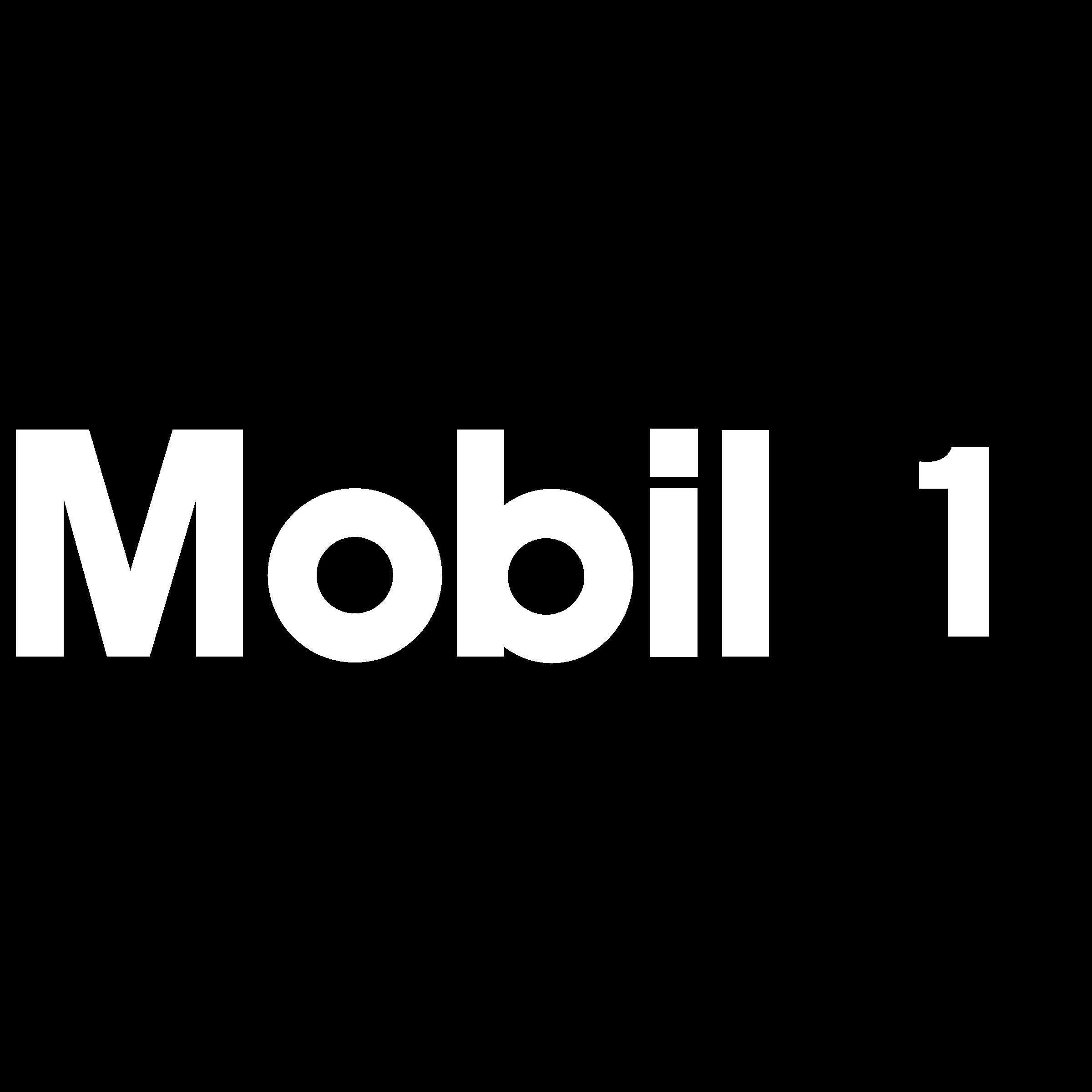 Mobil 1 Logo PNG Transparent & SVG Vector - Freebie Supply