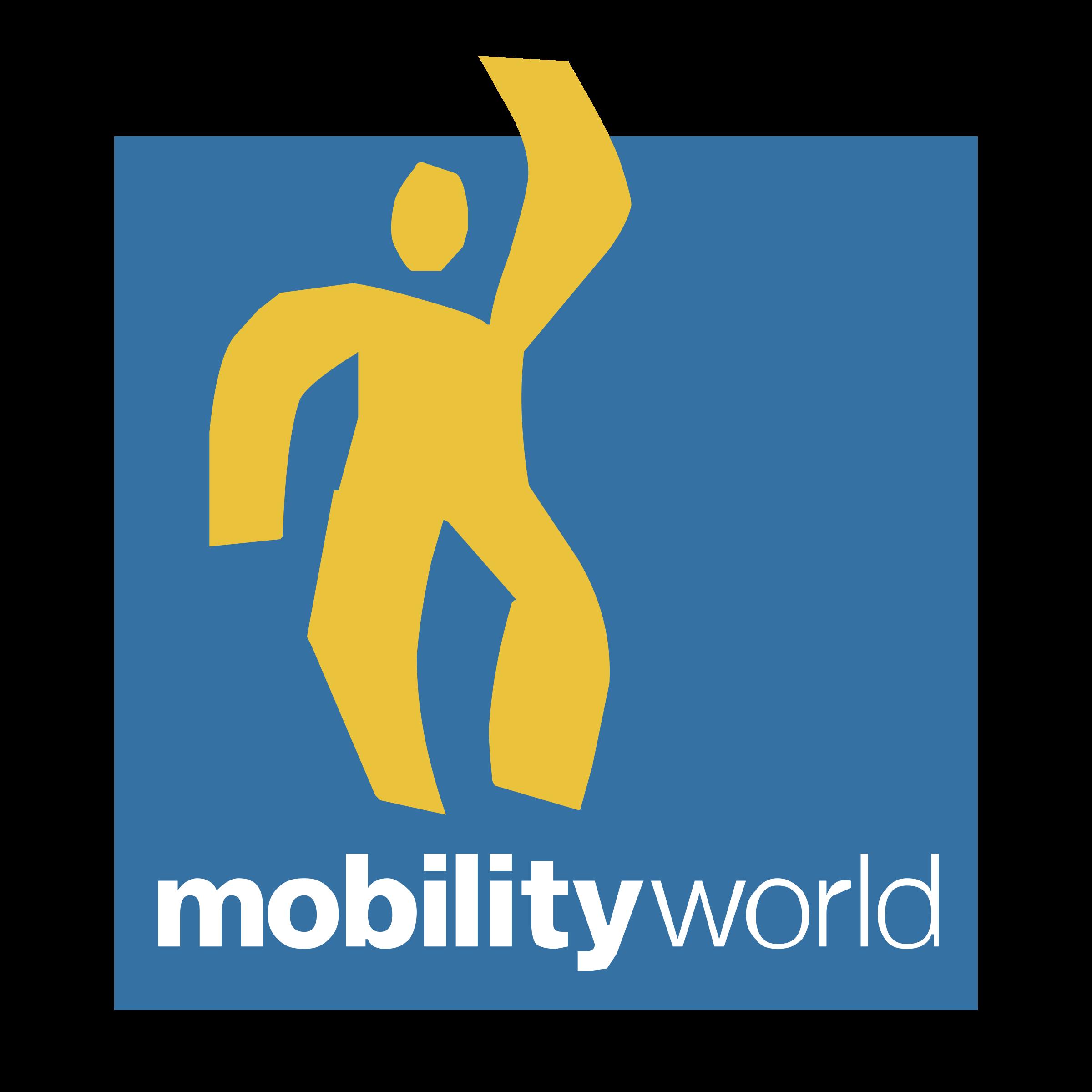 01f078e7914 Mobility World Logo PNG Transparent   SVG Vector - Freebie Supply