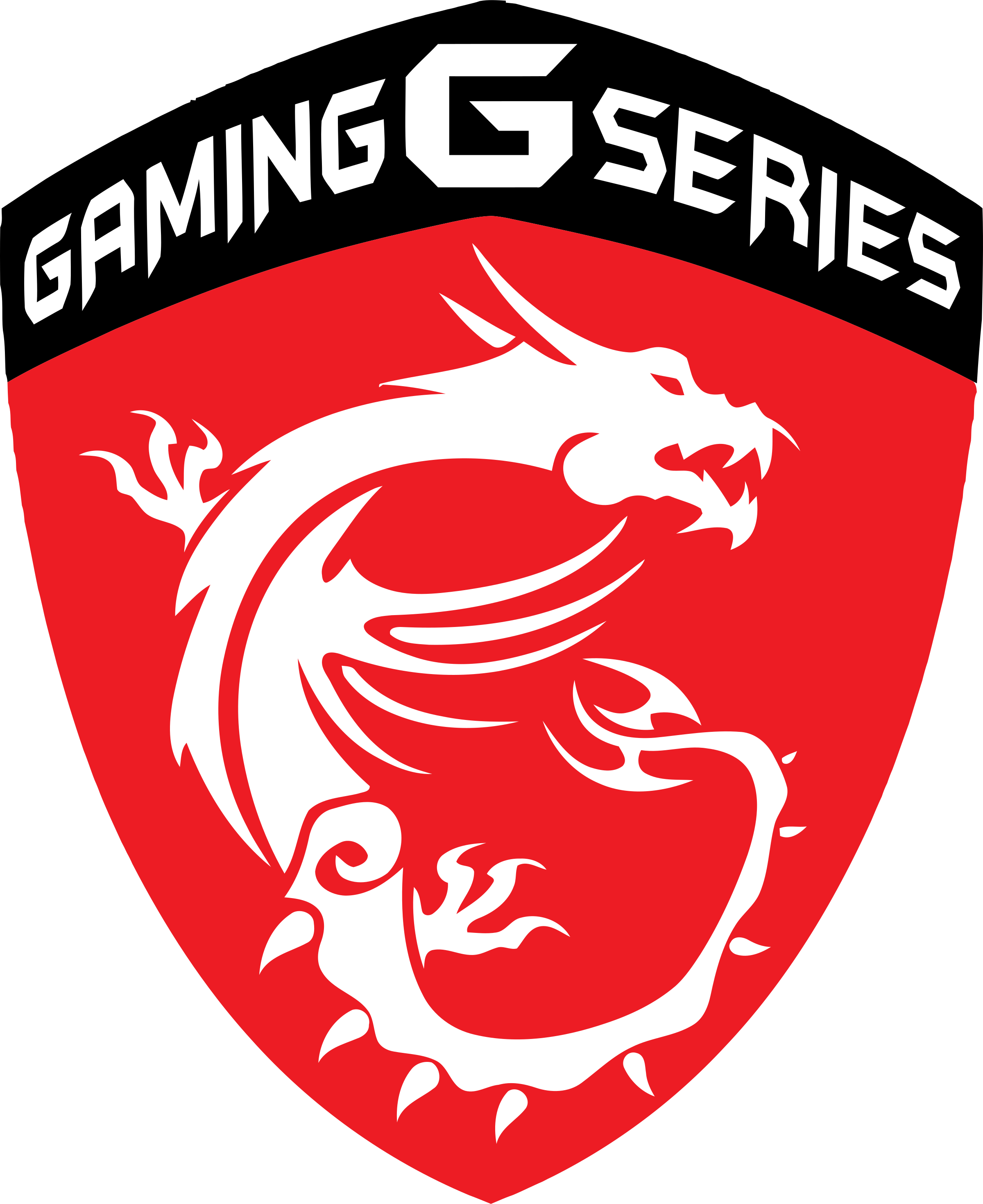 MSI Gaming Logo PNG Transparent