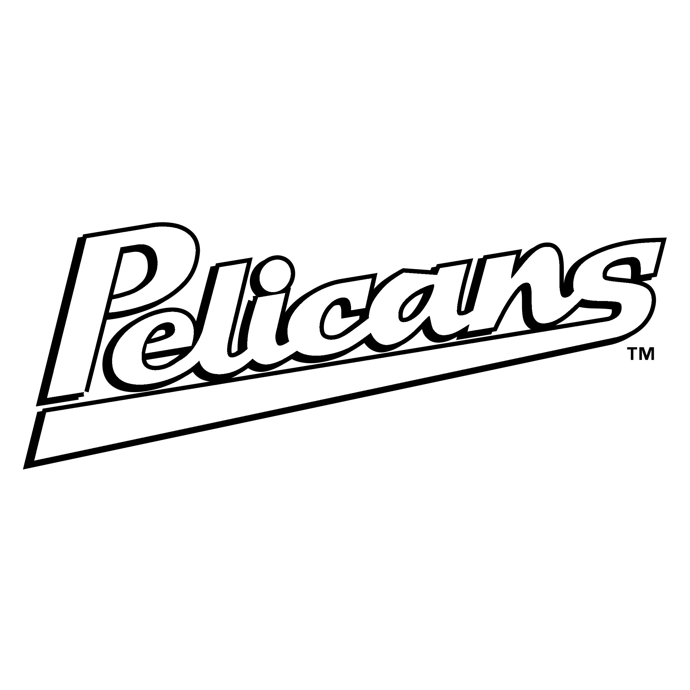 Myrtle Beach Pelicans Logo Png Transparent Svg Vector Freebie Supply