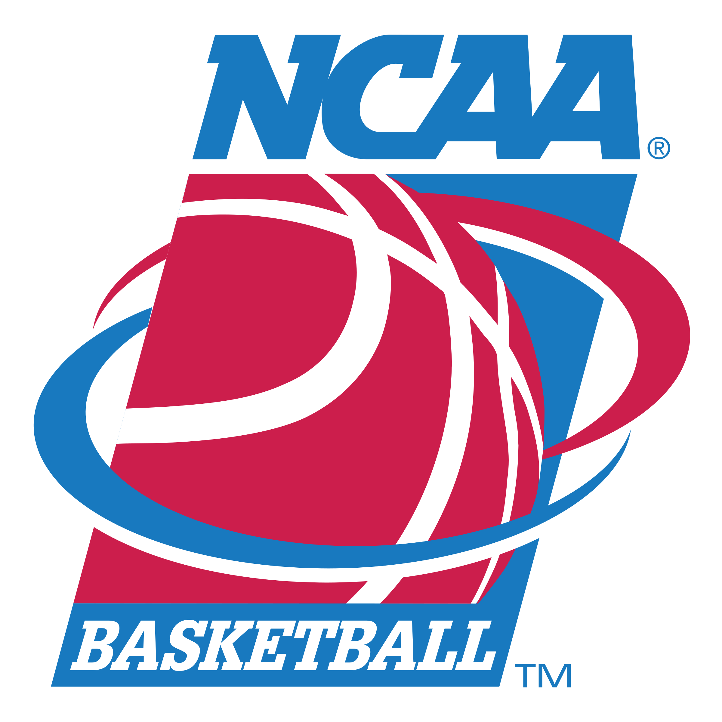 NCAA Basketball Logo PNG Transparent & SVG Vector - Freebie Supply
