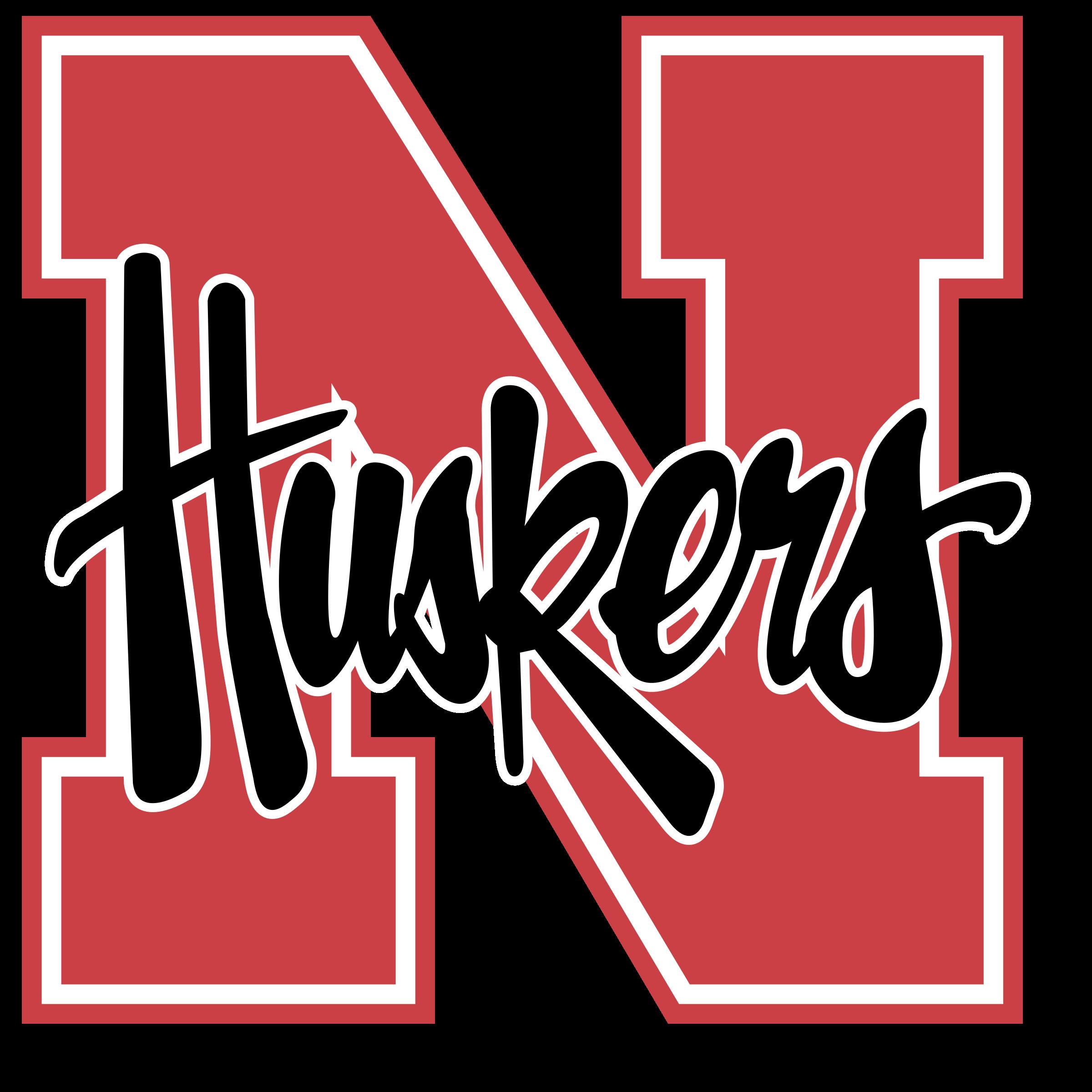 Nebraska Corn Huskers Logo PNG Transparent & SVG Vector - Freebie Supply