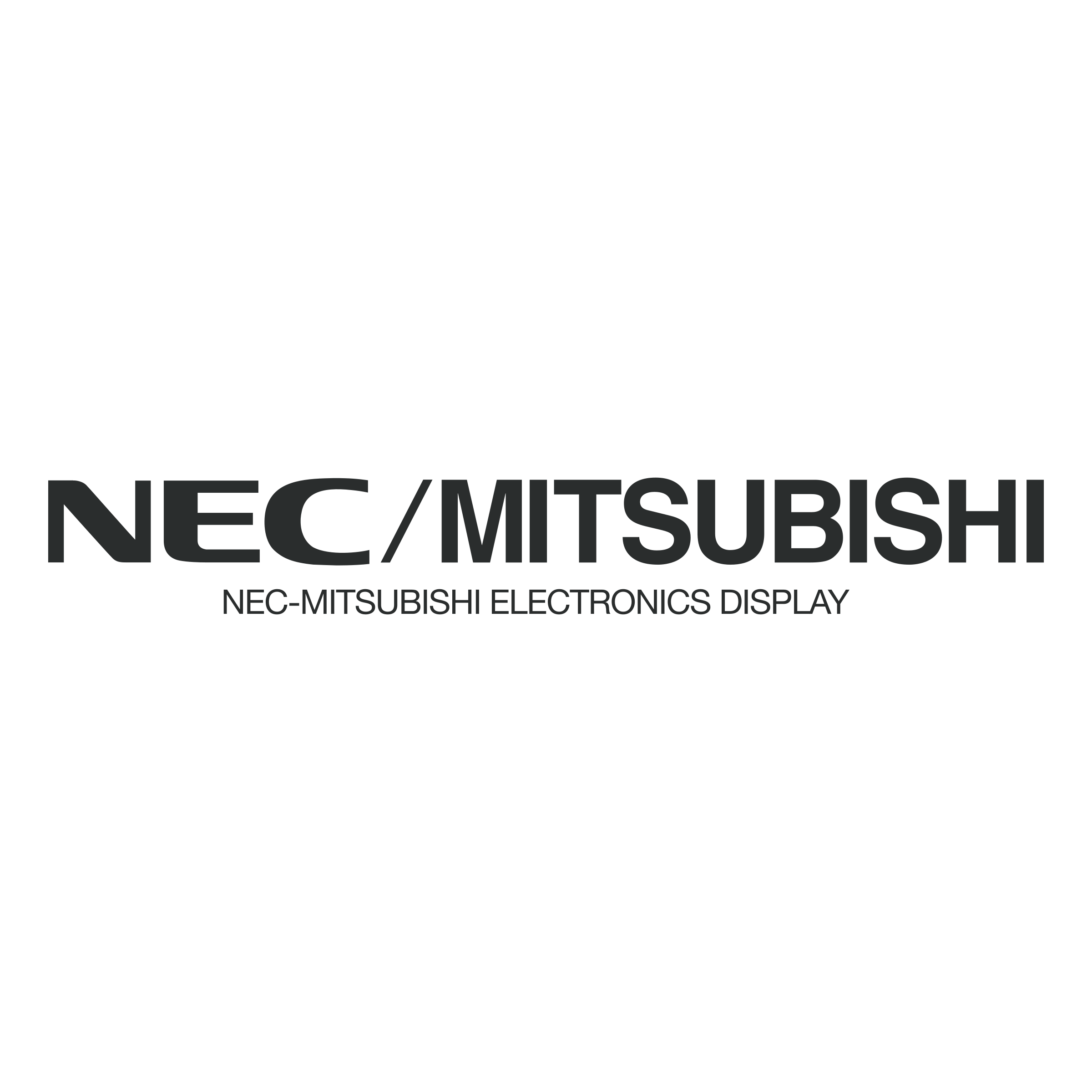 NEC Mitsubishi Logo PNG Transparent & SVG Vector - Freebie Supply