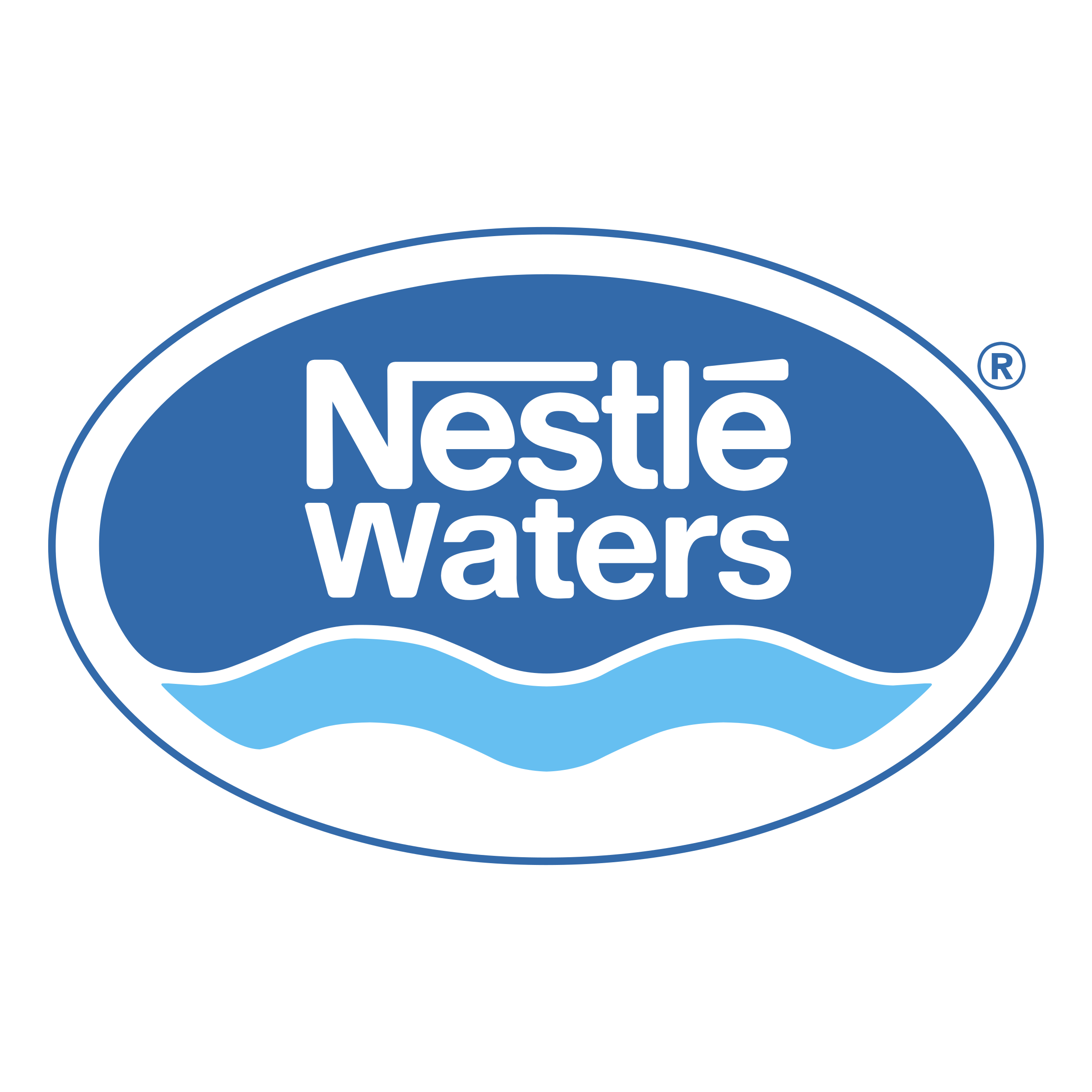 nestle waters logo png transparent amp svg vector freebie