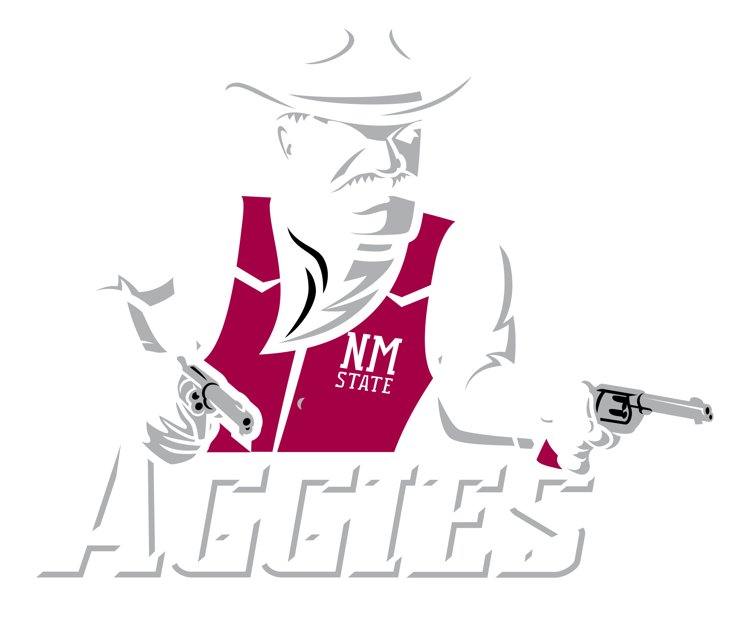 New Mexico State Aggies Logo Png Transparent Svg Vector