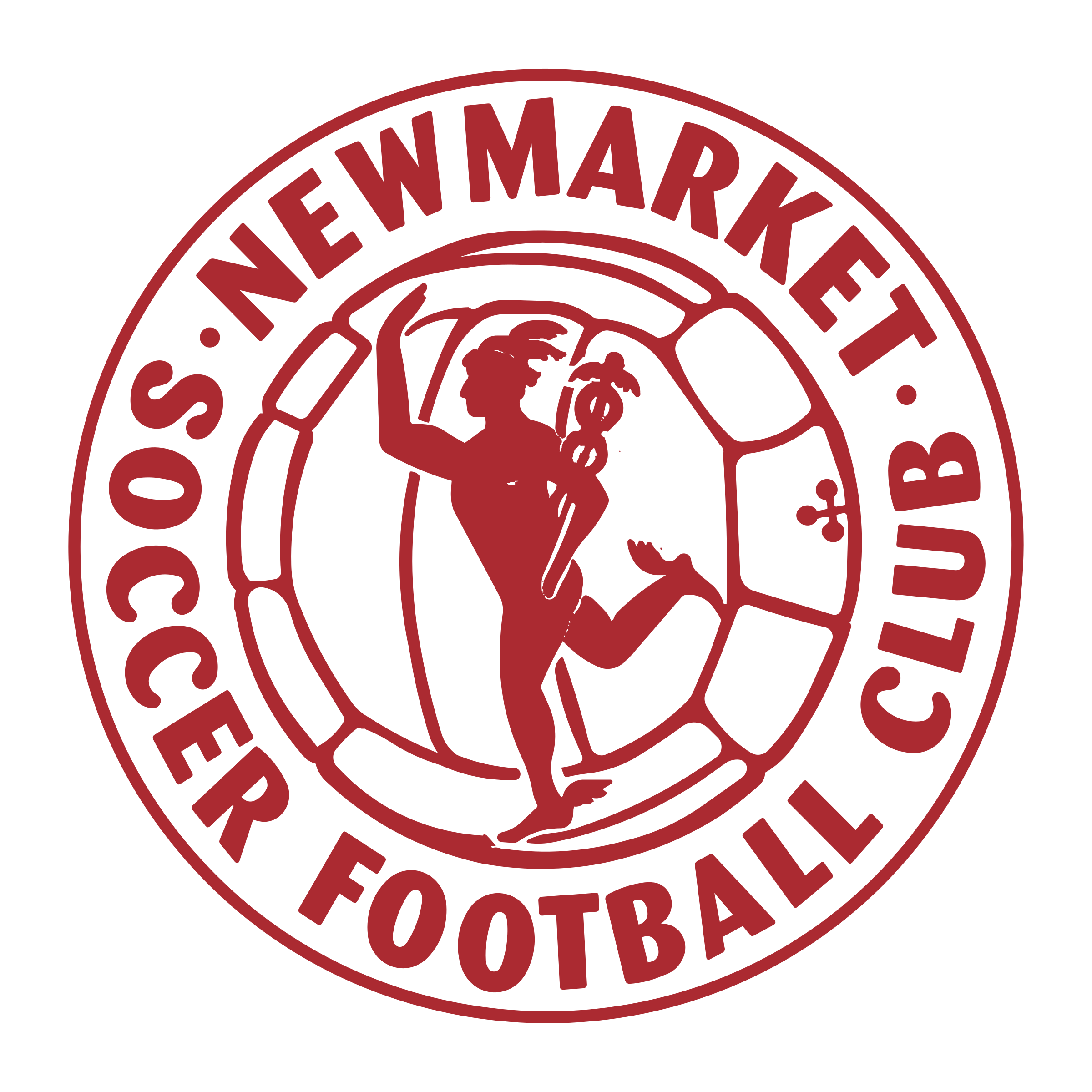 Newmarket Soccer Football Club Logo PNG Transparent & SVG