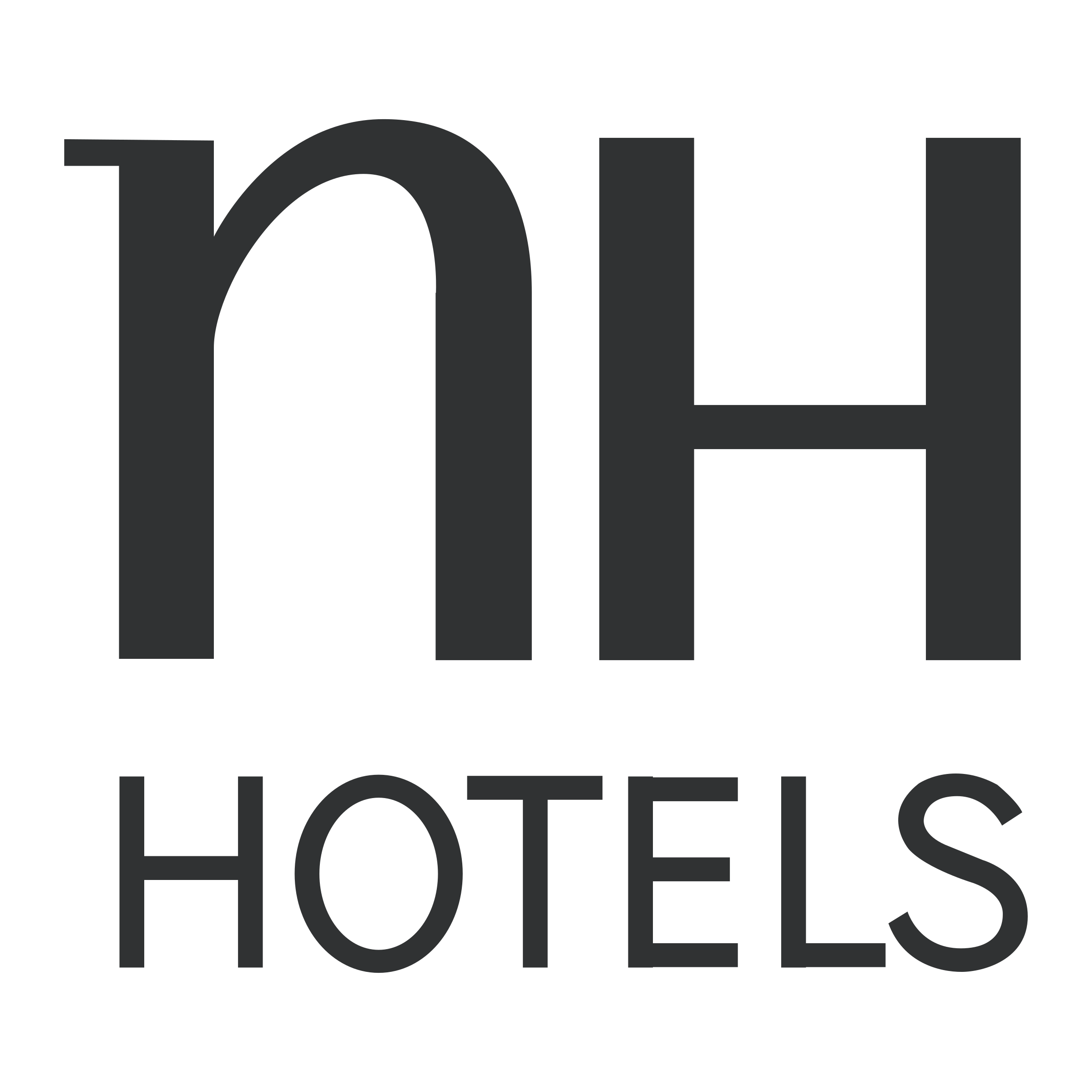 NH Hotels Logo PNG Transparent