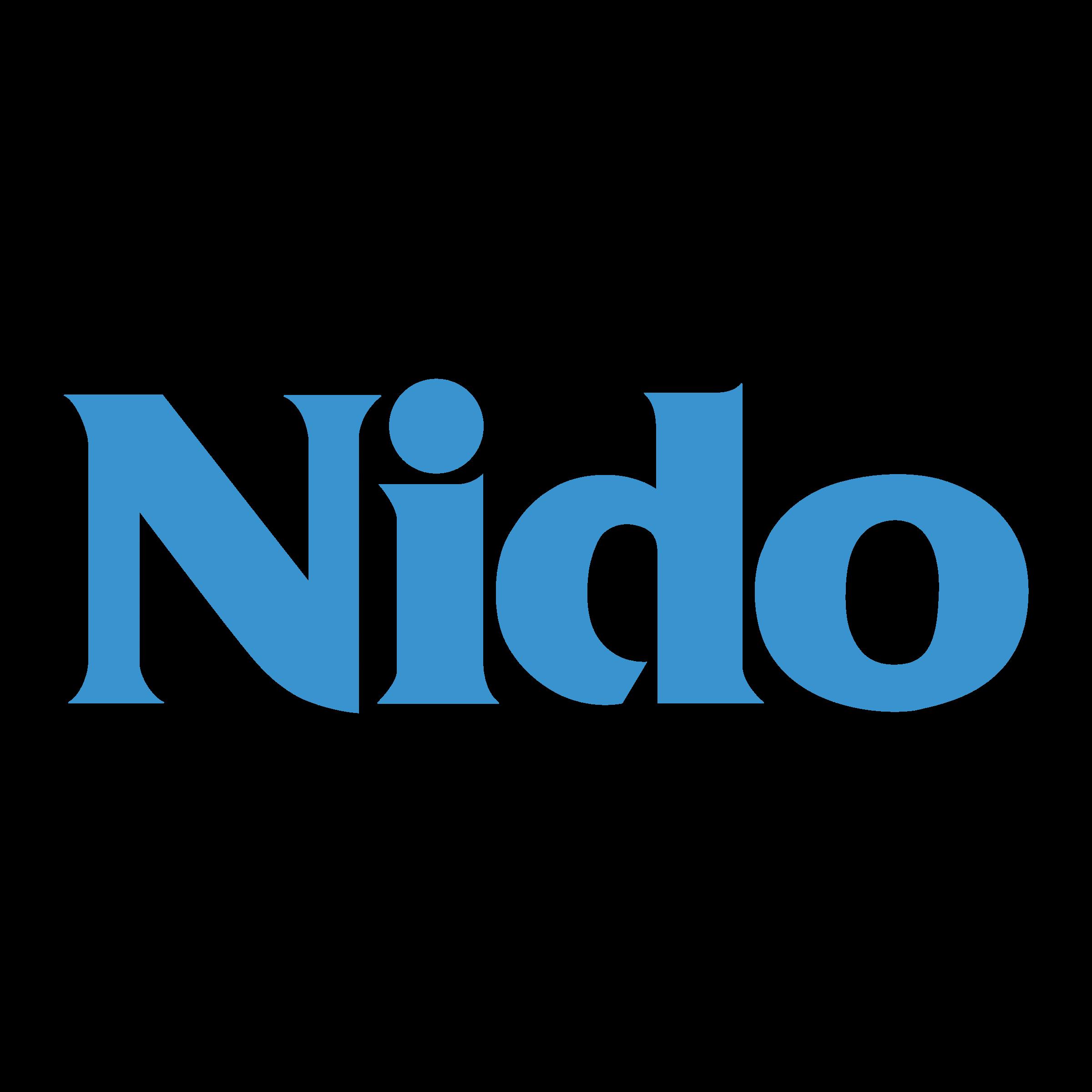 nido logo png transparent amp svg vector freebie supply