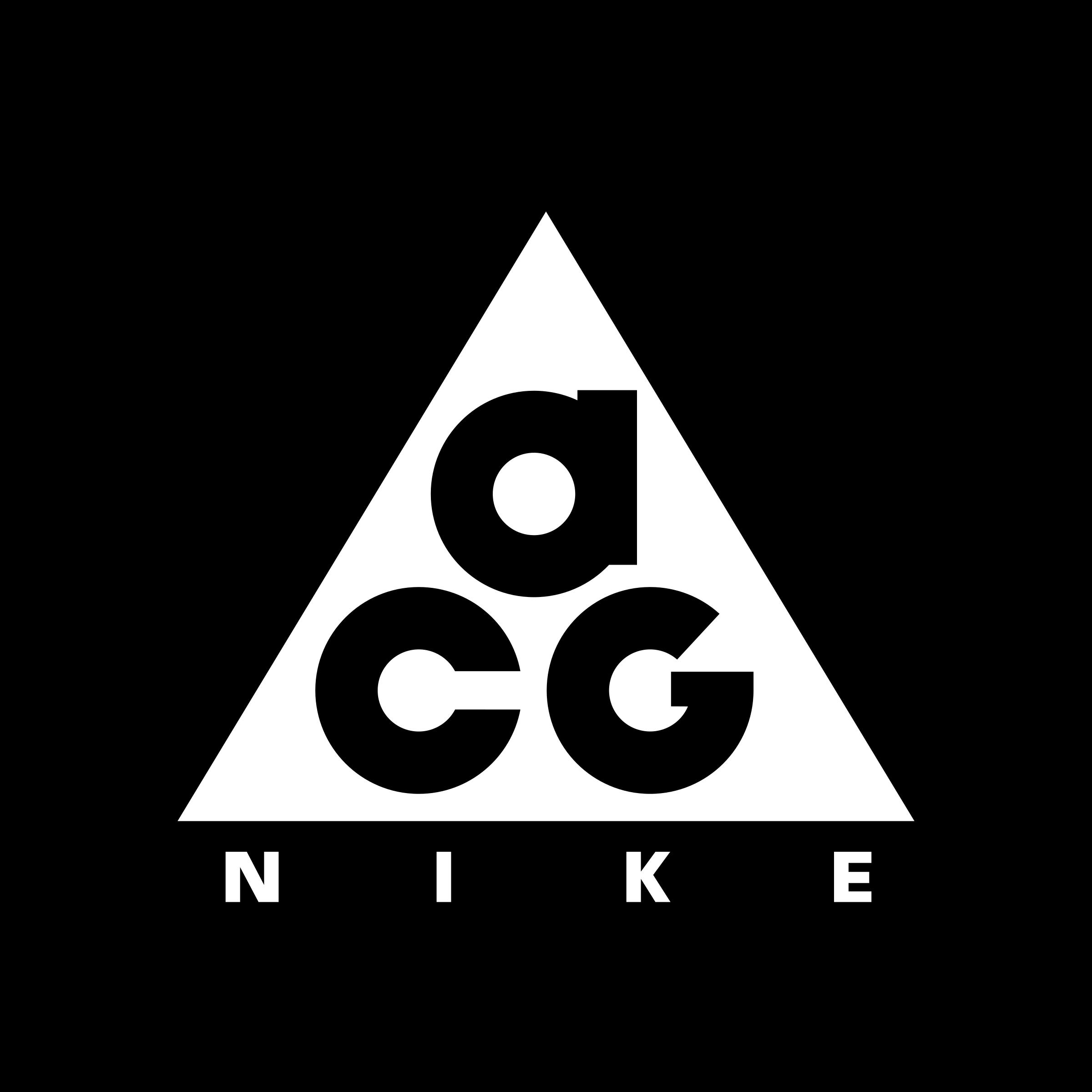 Nike ACG Logo PNG Transparent & SVG Vector - Freebie Supply