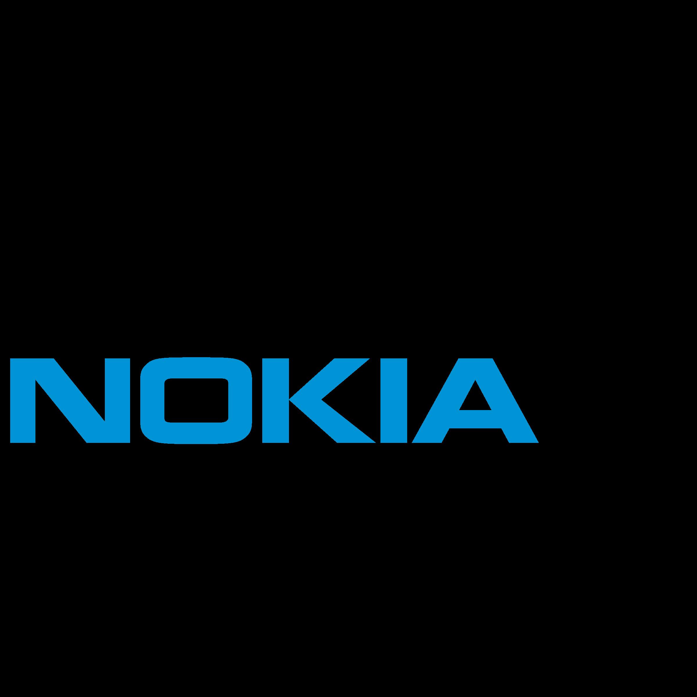 Nokia Logo PNG Transparent