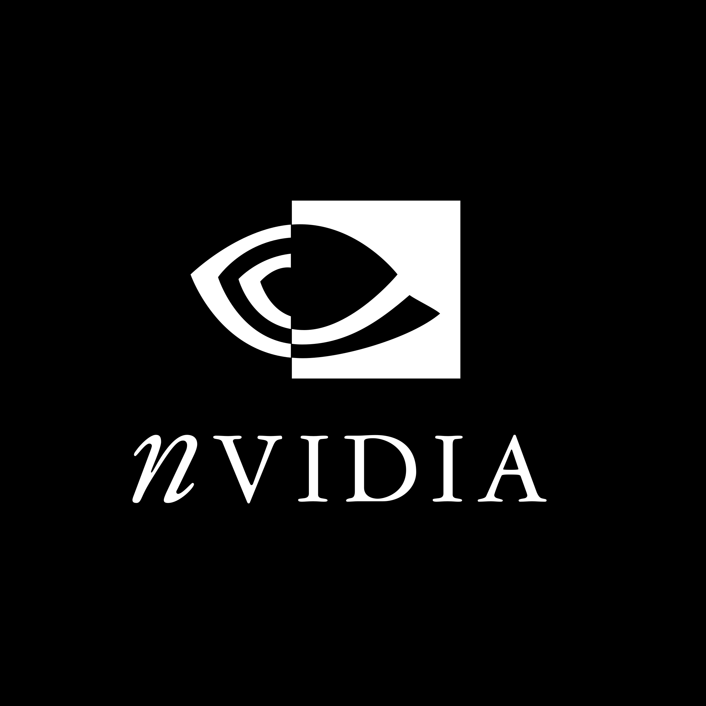 Nvidia Logo Png Transparent Svg Vector Freebie Supply