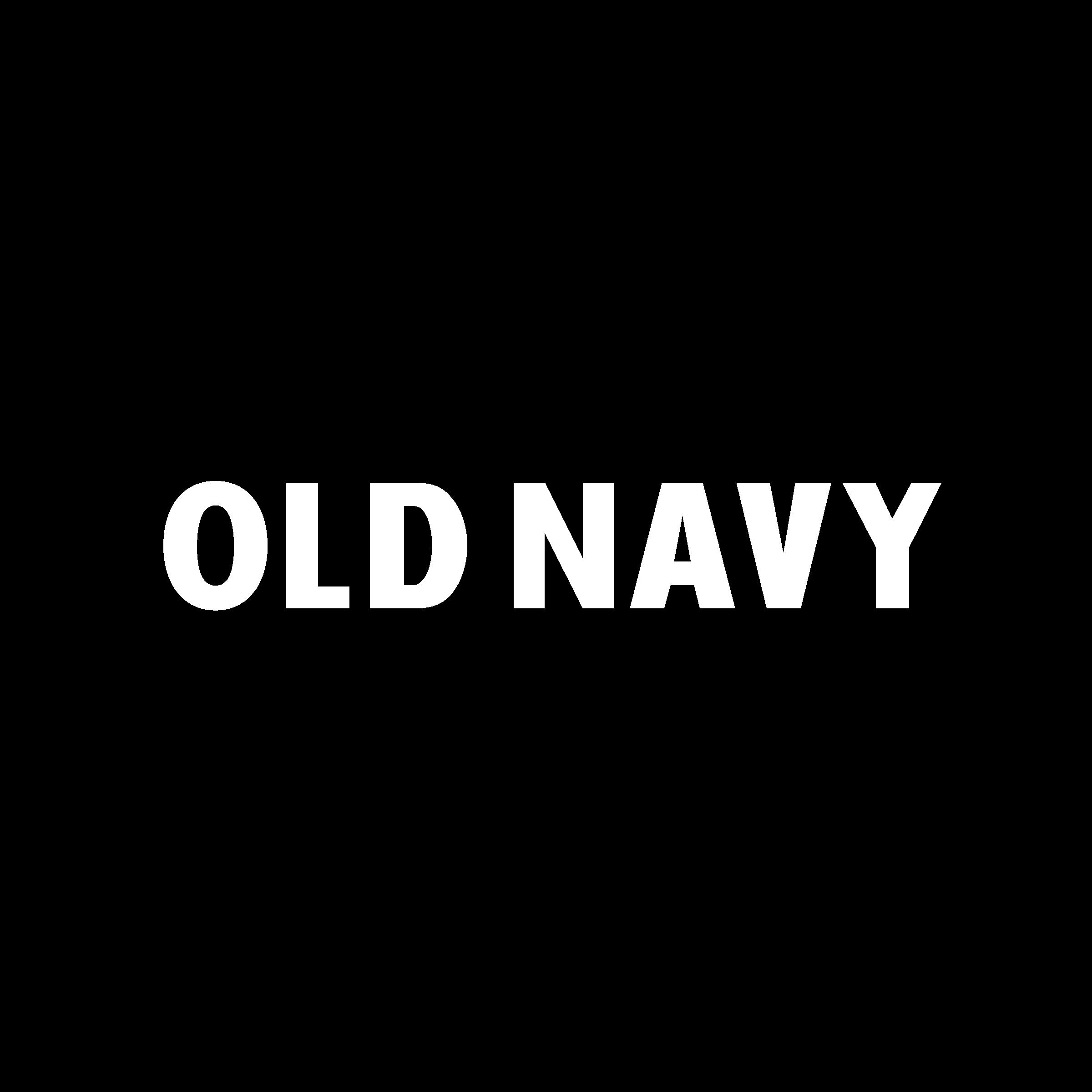 Old Navy Logo PNG Transparent & SVG Vector - Freebie Supply