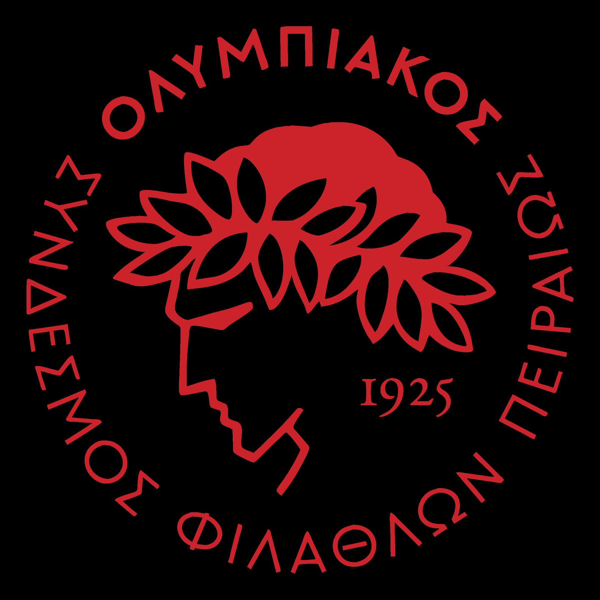 Olympiakos Logo Png Transparent Svg Vector Freebie Supply