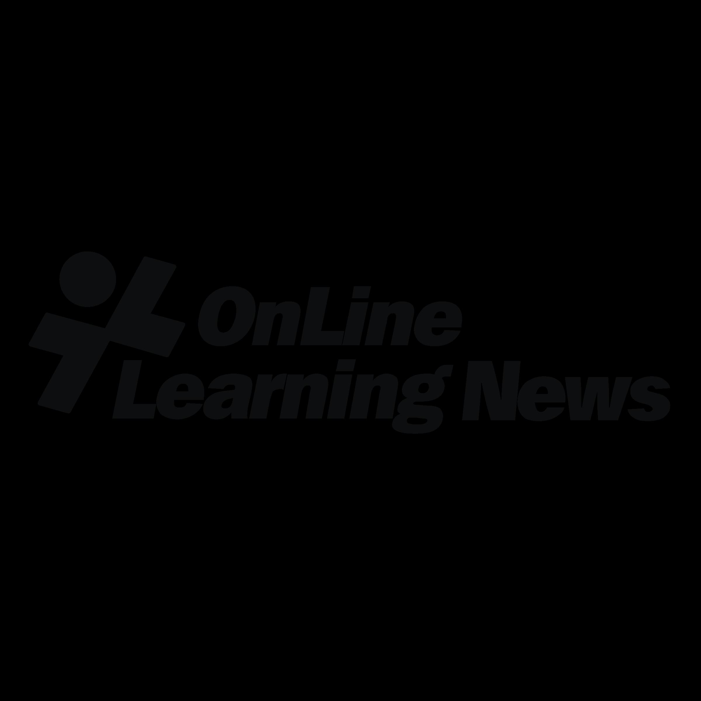 OnLine Learning News Logo PNG Transparent
