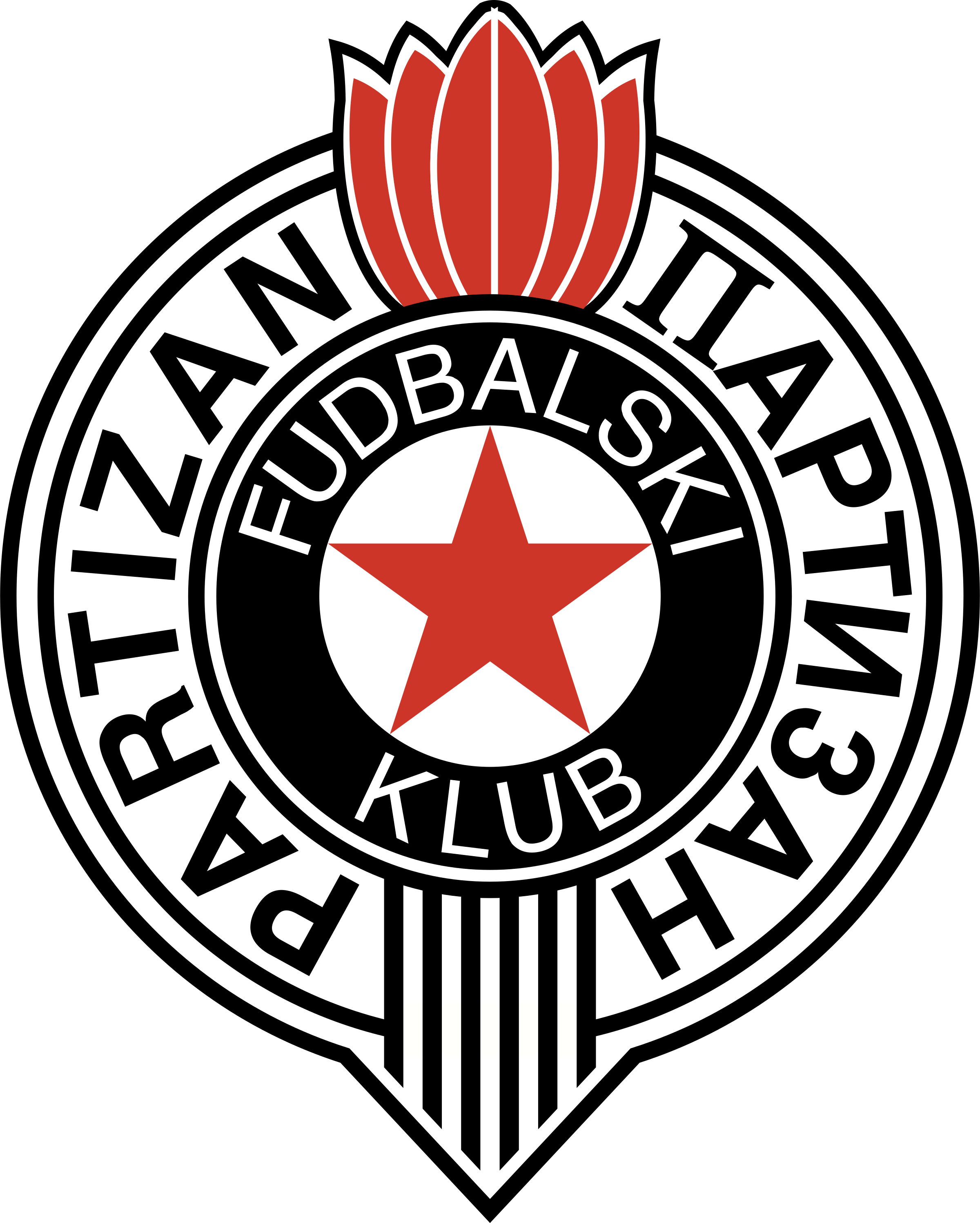 Partizan Logo PNG Transparent & SVG Vector - Freebie Supply