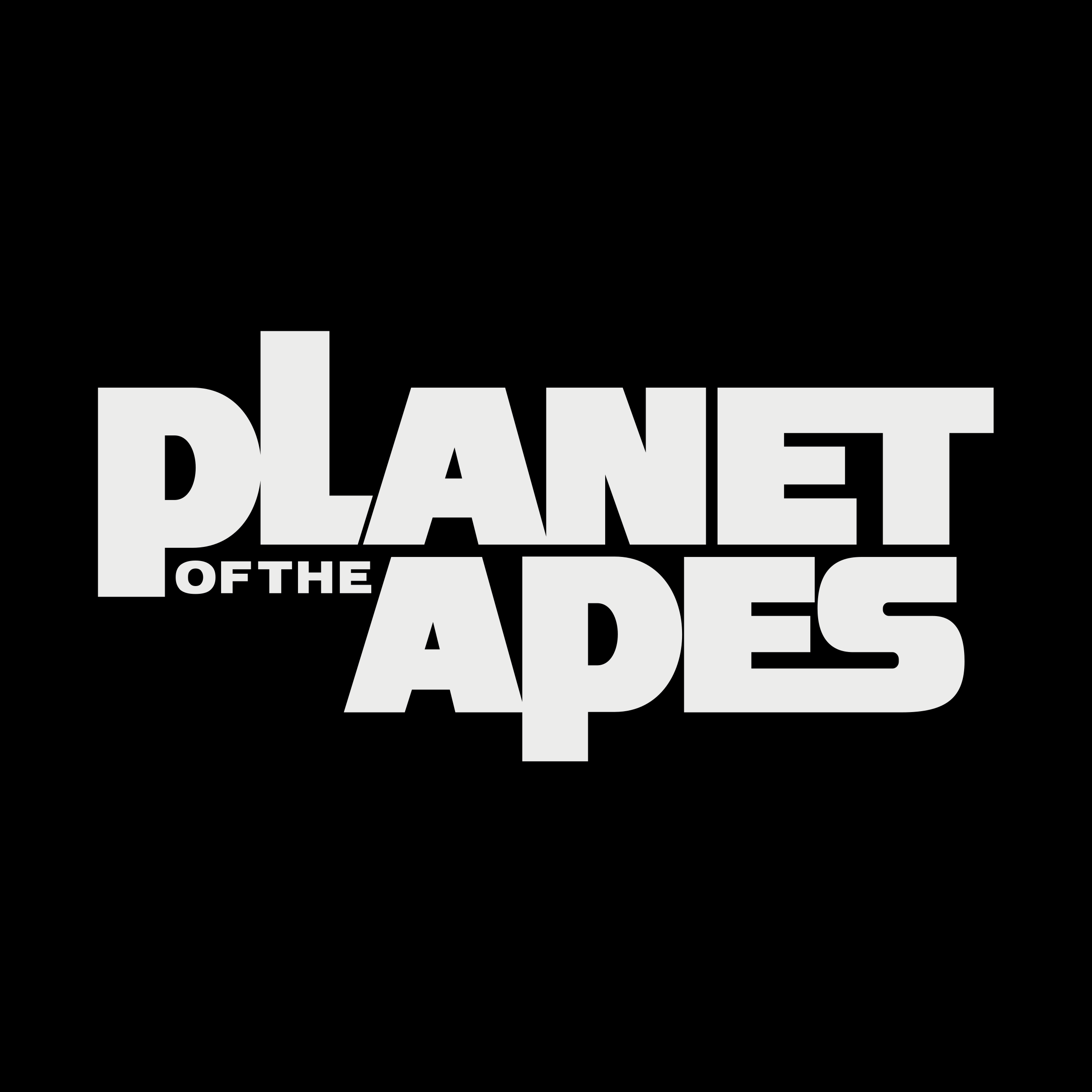 Planet of the Apes Logo | kesseljunkie