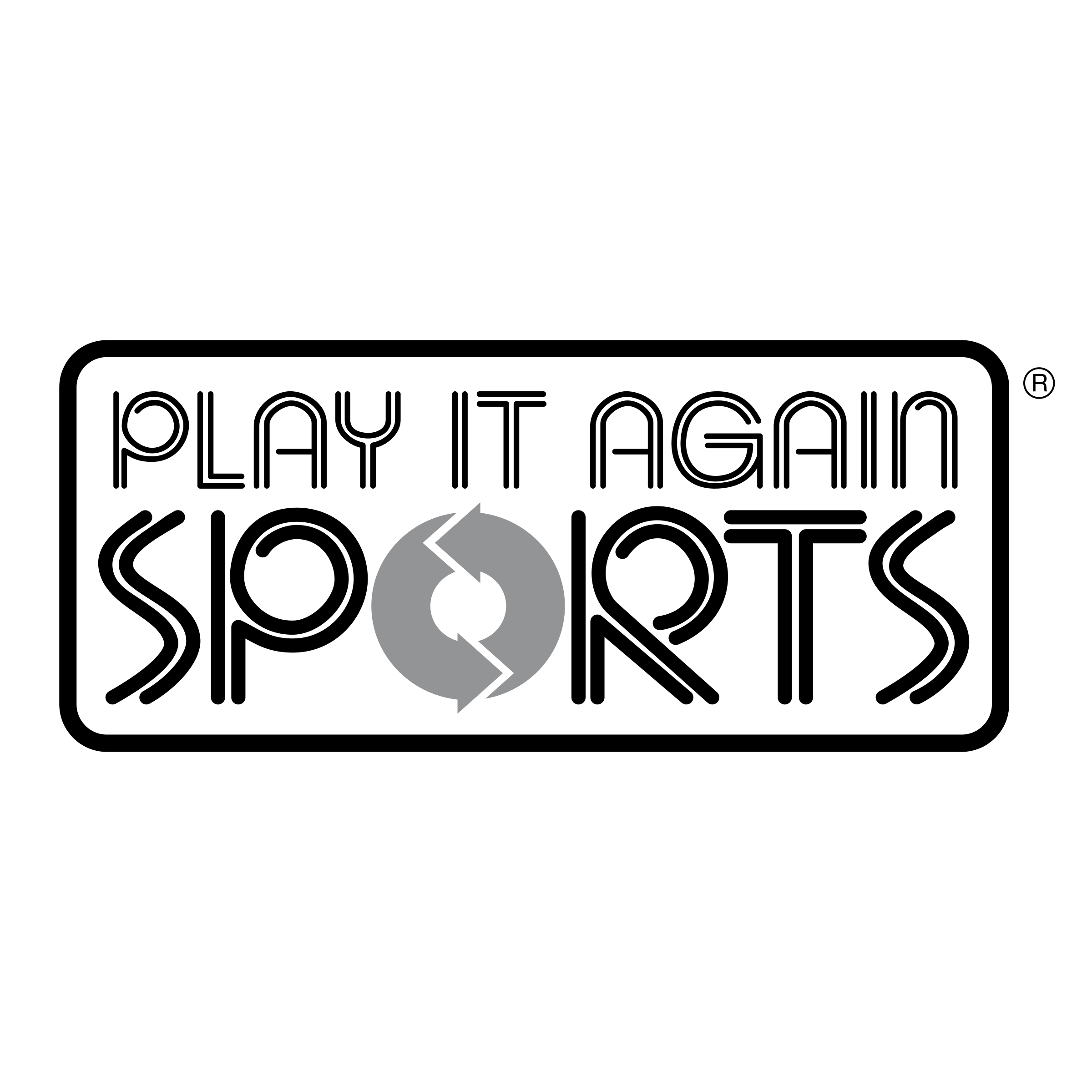 Play It Again Sports Logo PNG Transparent