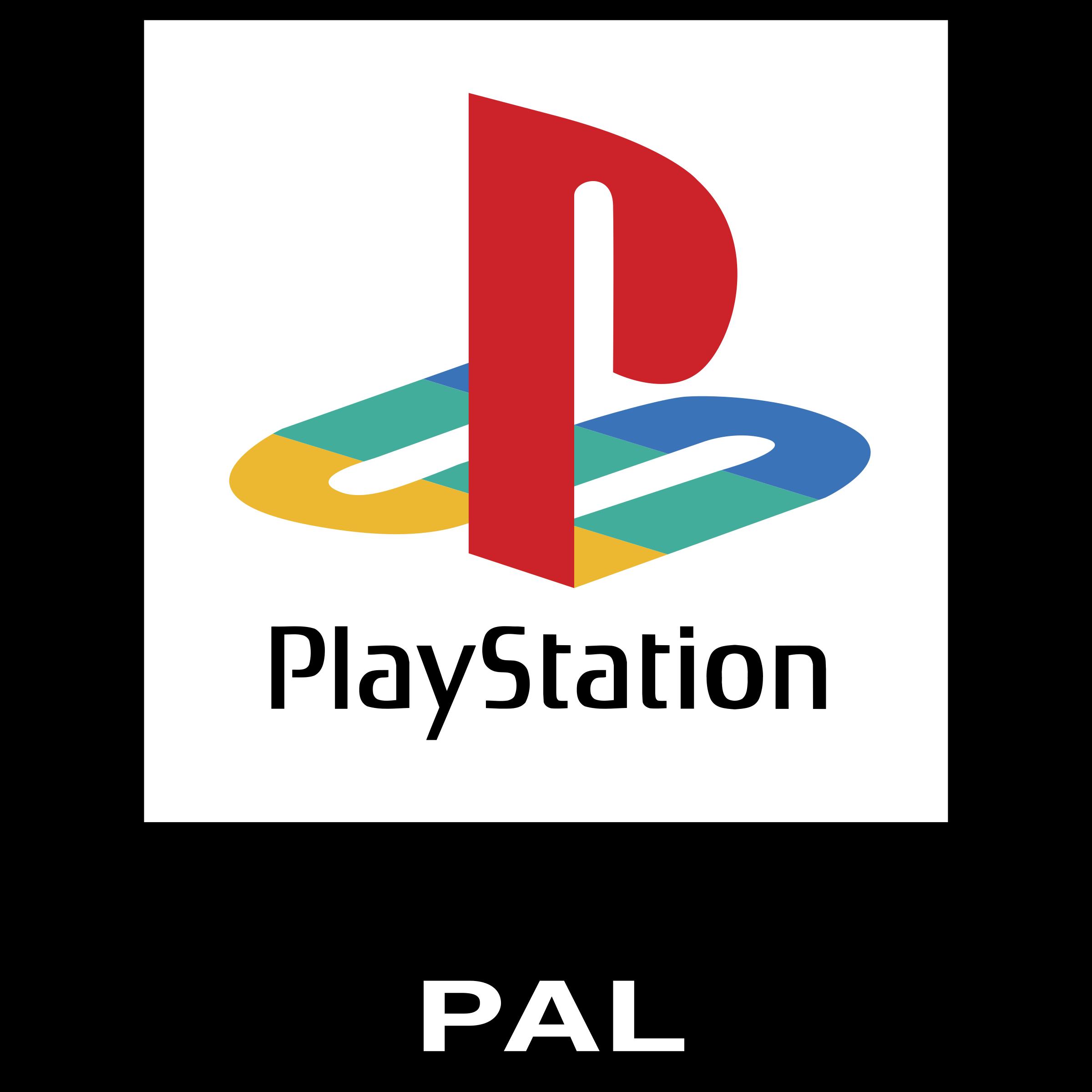 playstation pal logo png transparent svg vector freebie supply rh freebiesupply com playstation 1 logo youtube playstation 1 logo sticker