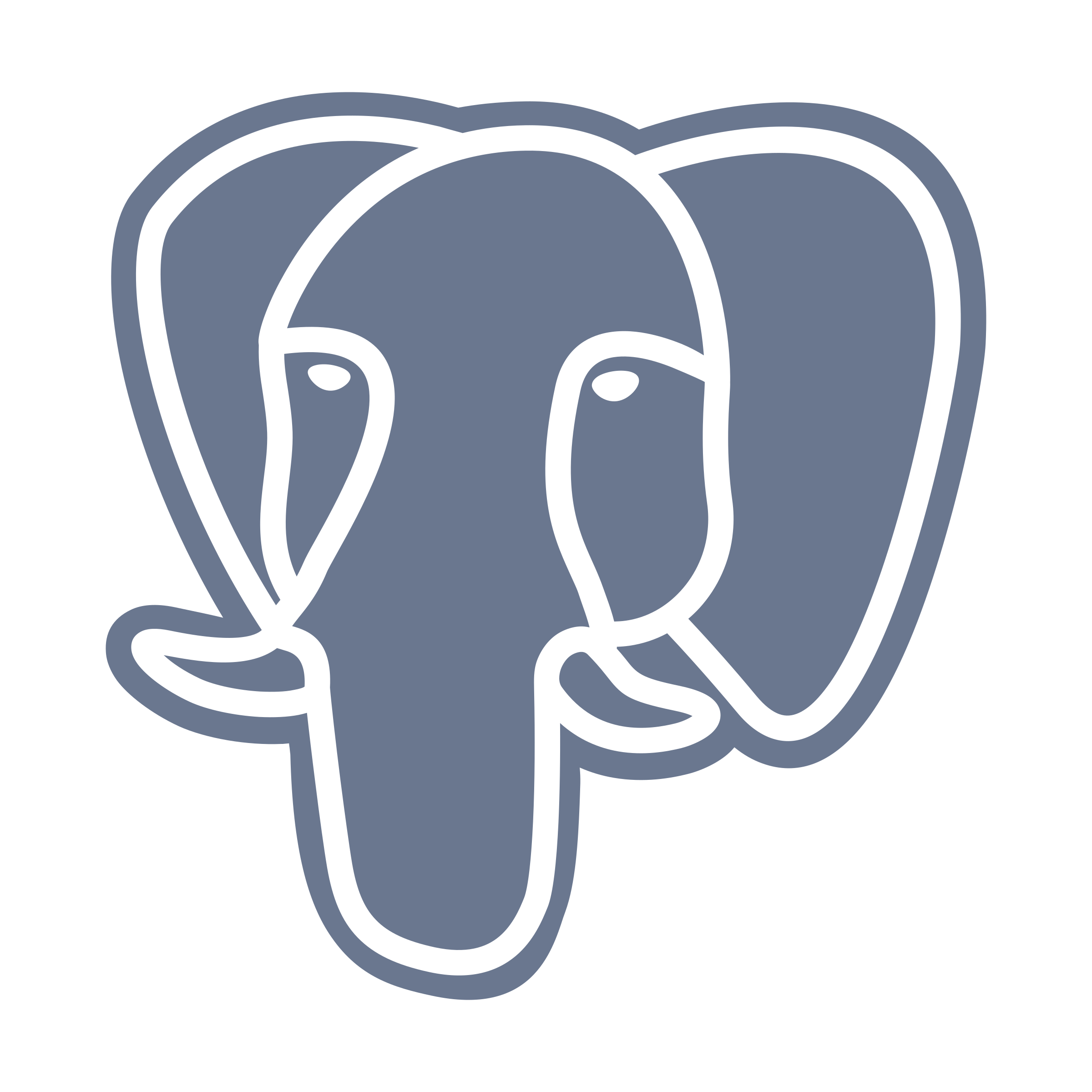 PostgreSQL Inc Logo PNG Transparent & SVG Vector - Freebie