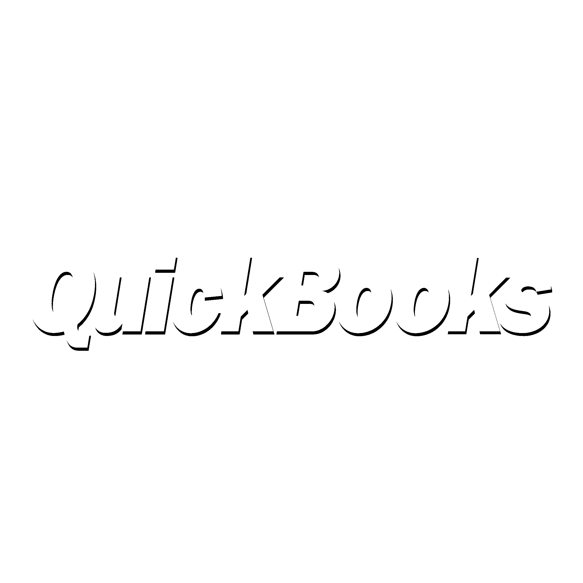 QuickBooks Logo PNG Transparent & SVG Vector - Freebie Supply