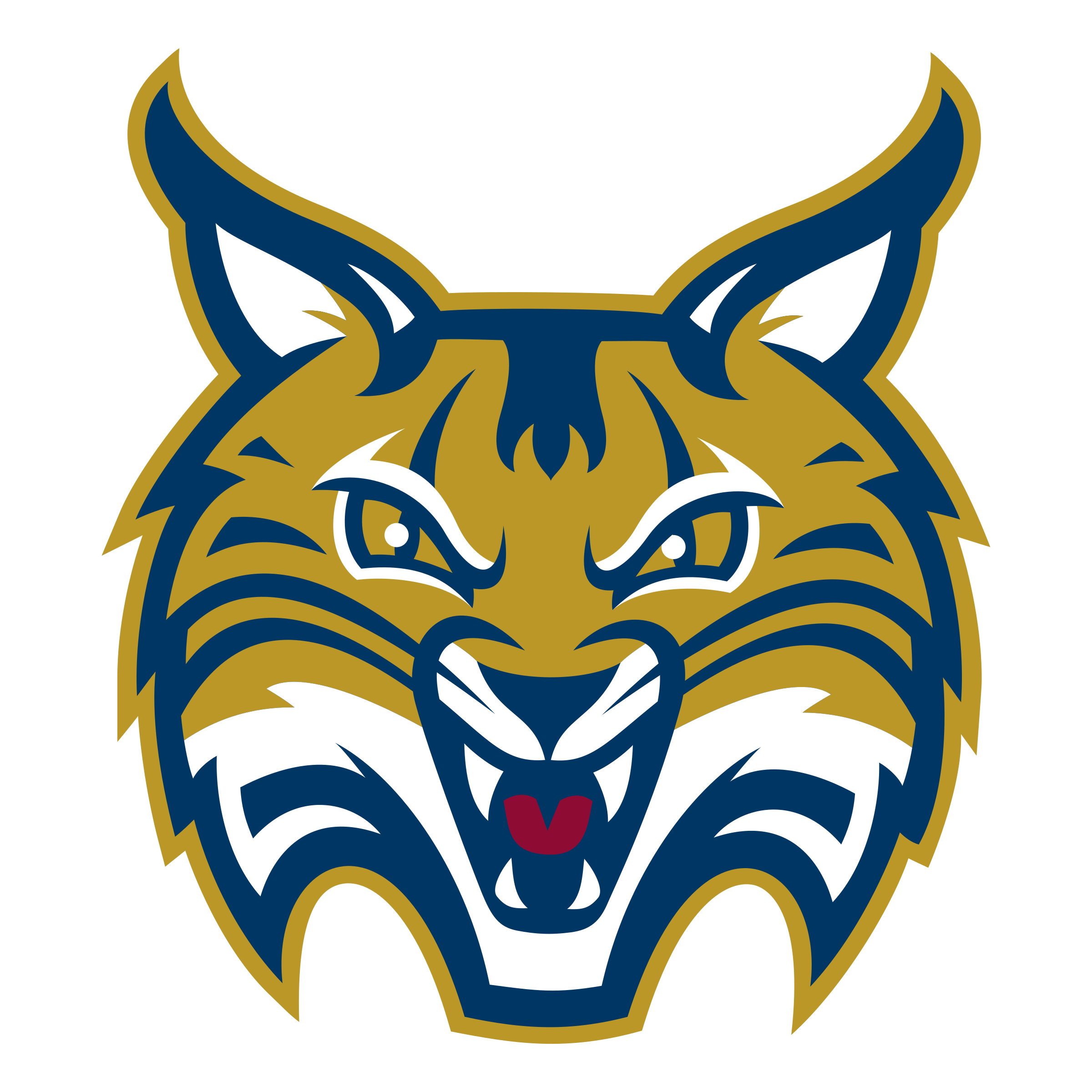 Quinnipiac Bobcats Logo Png Transparent Svg Vector Freebie Supply